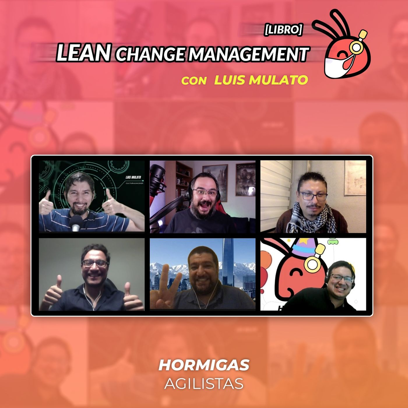 EP51 - [Libro] - Lean Change Management con Luis Mulato