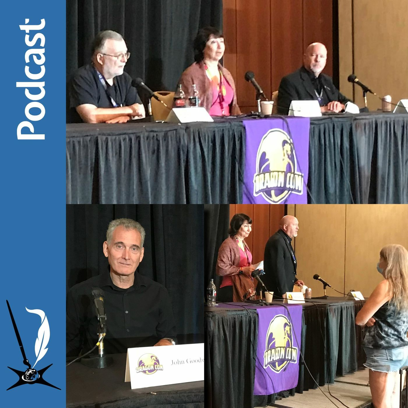 Writers & Illustrators Of The Future Podcast142. Dragon Con Story Prompts On The Writers