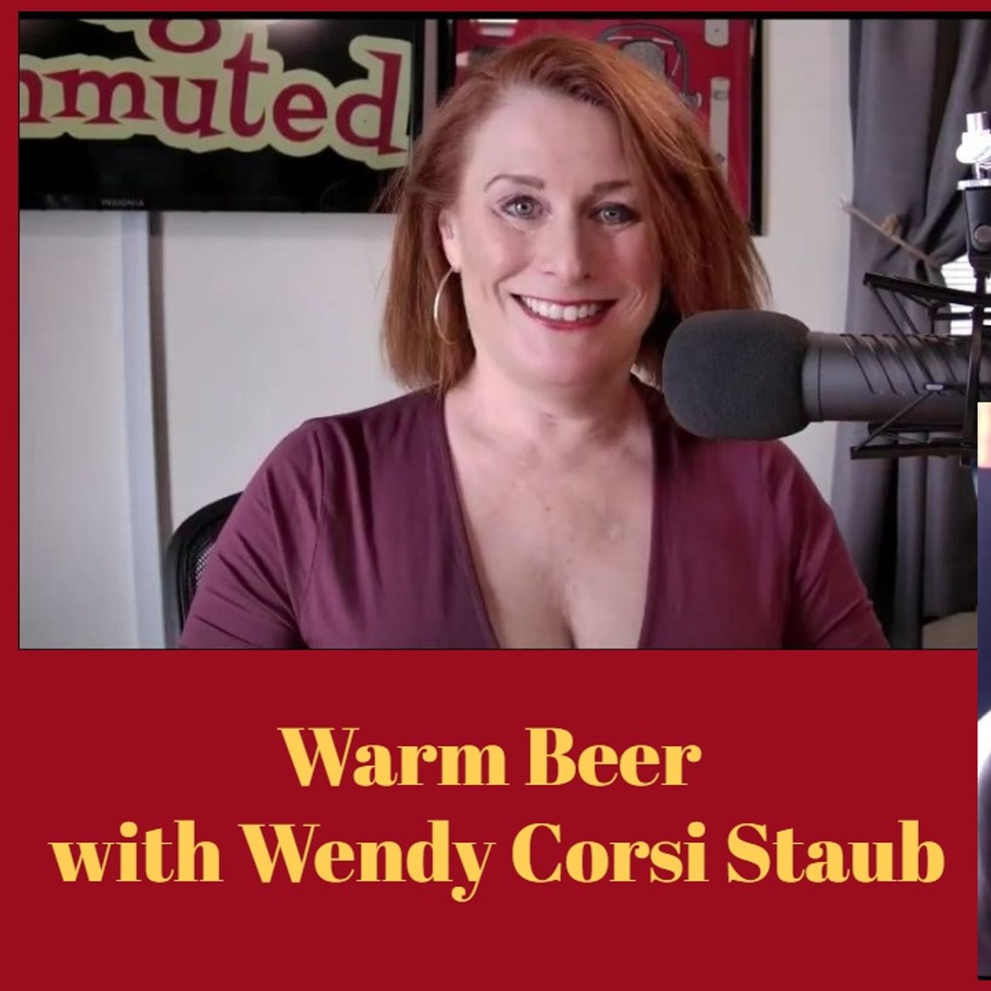 Warm Stale Beer with Author Wendy Corsi Staub