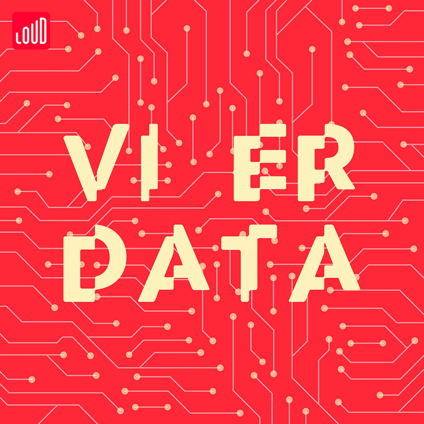 Vi Er Data #12 - Internettet glemmer