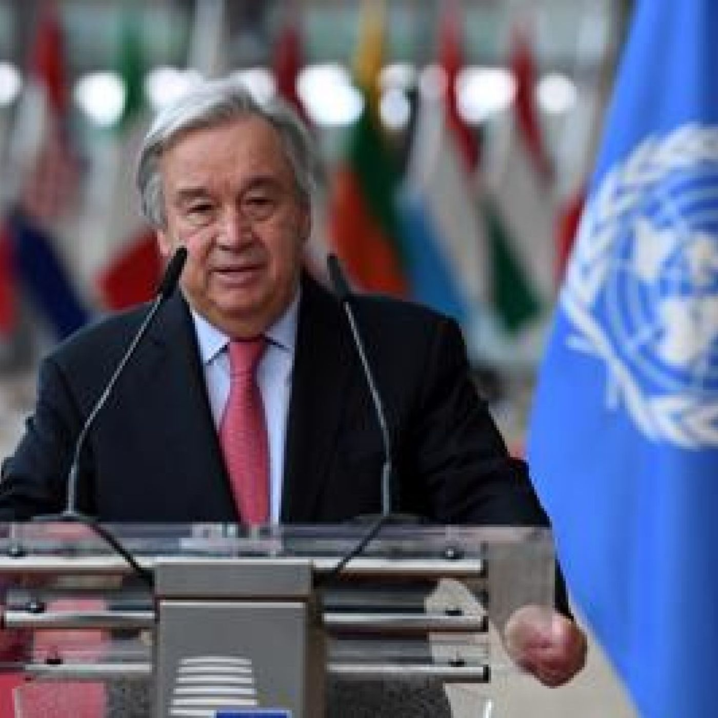Episode 1383 - UN chief: World is at `pivotal moment' and must avert crises