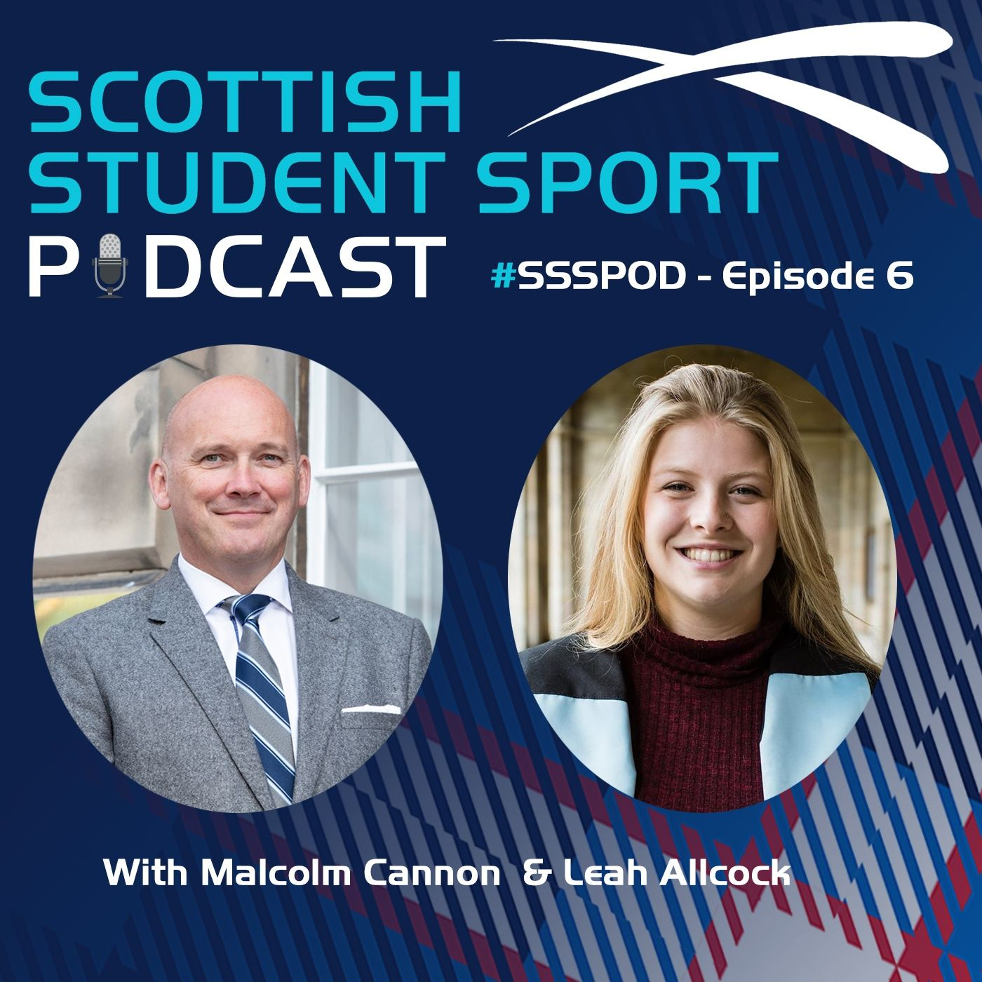 Episode 6   Malcolm Cannon and Leah Allcock