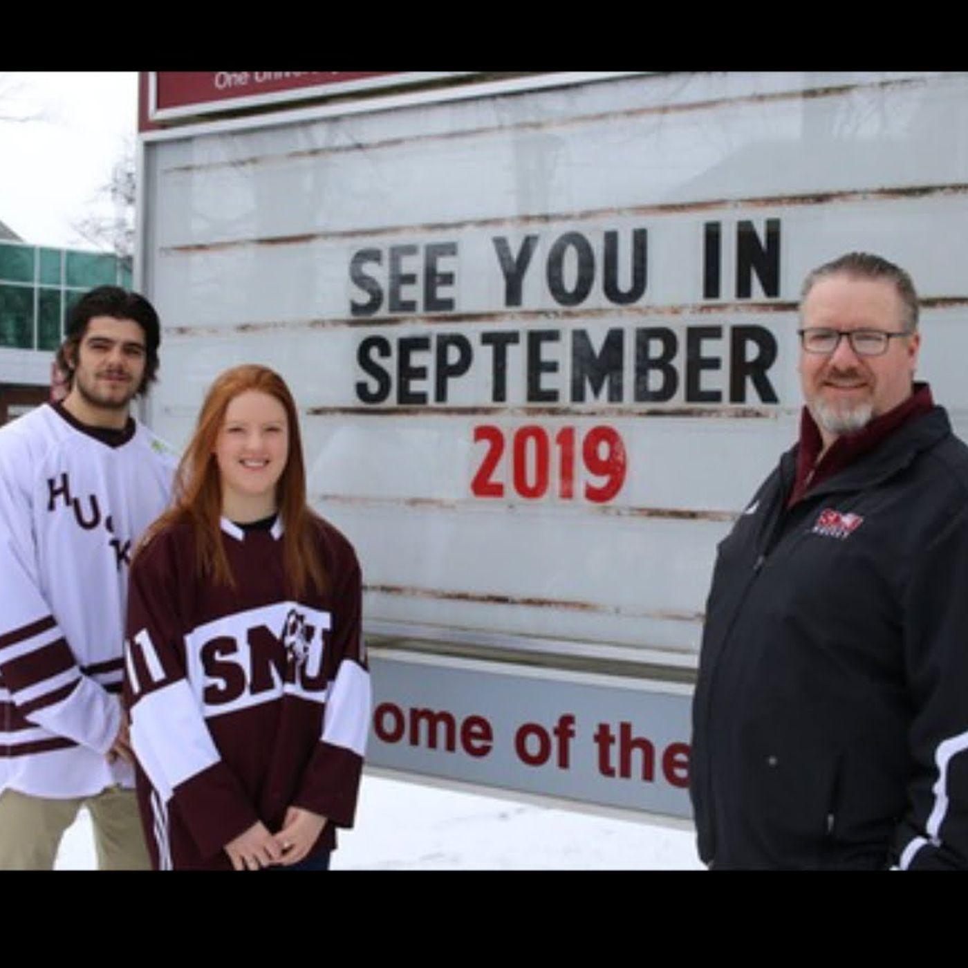 New Arena for SMU Huskies