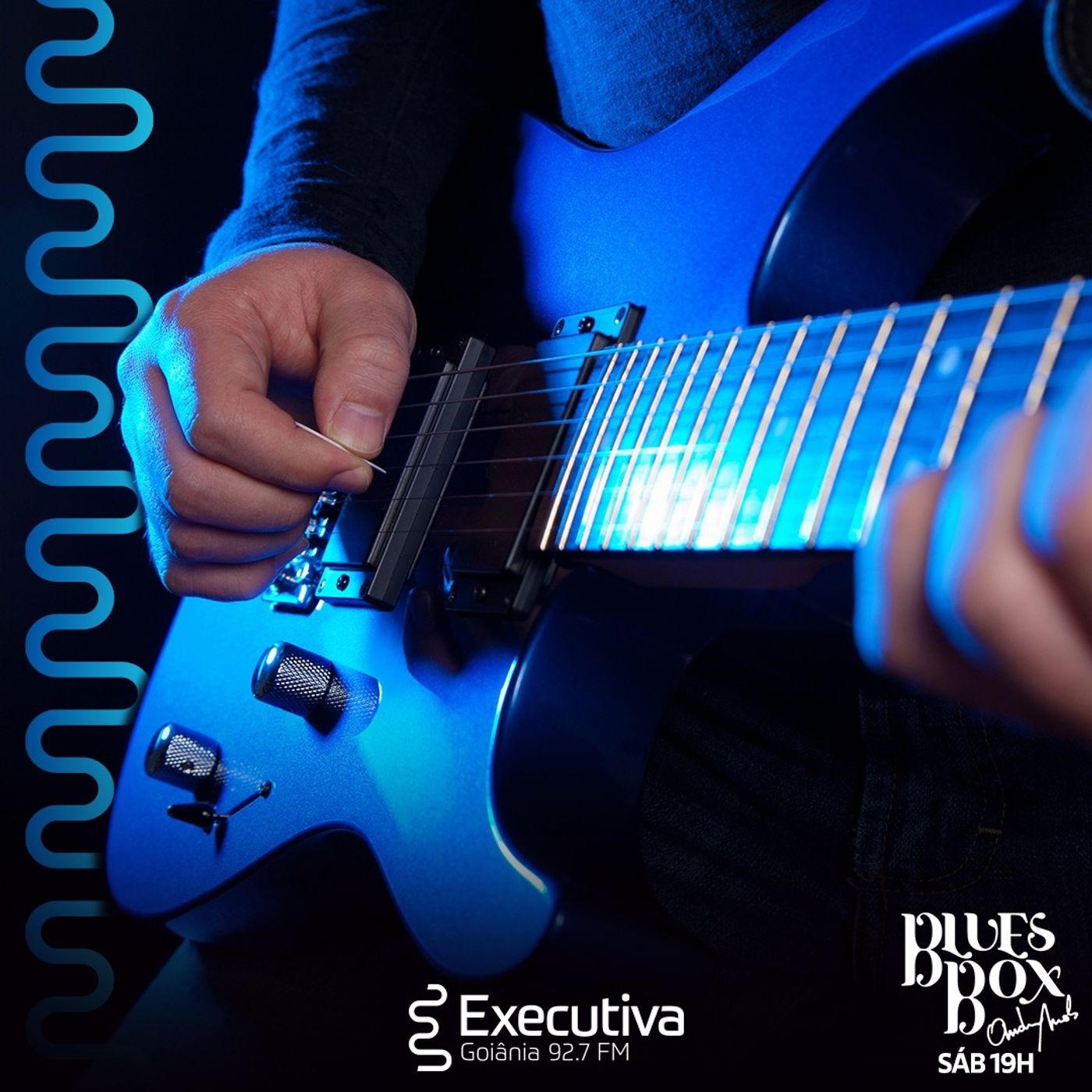 Blues Box - Rádio Executiva - 06 de Março de 2021