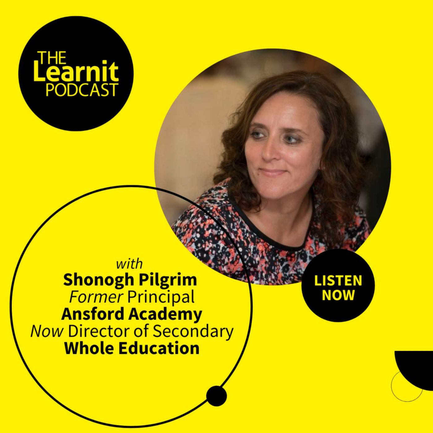 #32 Shonogh Pilgrim, Formerly Principal, Ansford Academy; Now Director of Secondary, Whole Education: Unspoken Crisis, Student Exclusion