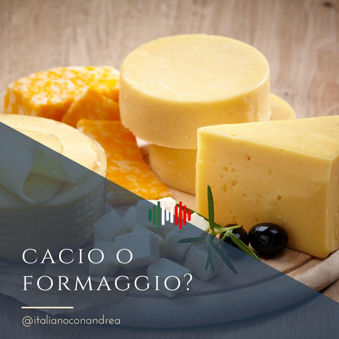300. Q&A: Cacio o formaggio?