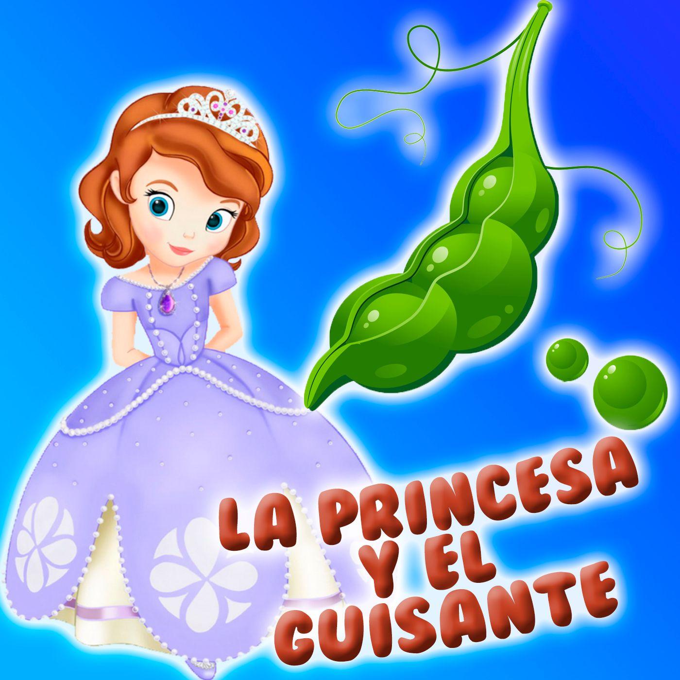 111. La princesa y el guisante. Cuento infantil de Hada de Fresa para dormir