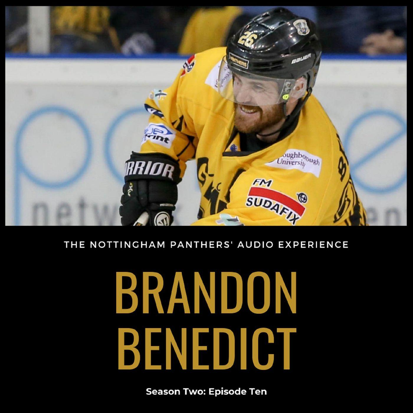 Brandon Benedict   Season Two: Episode Ten