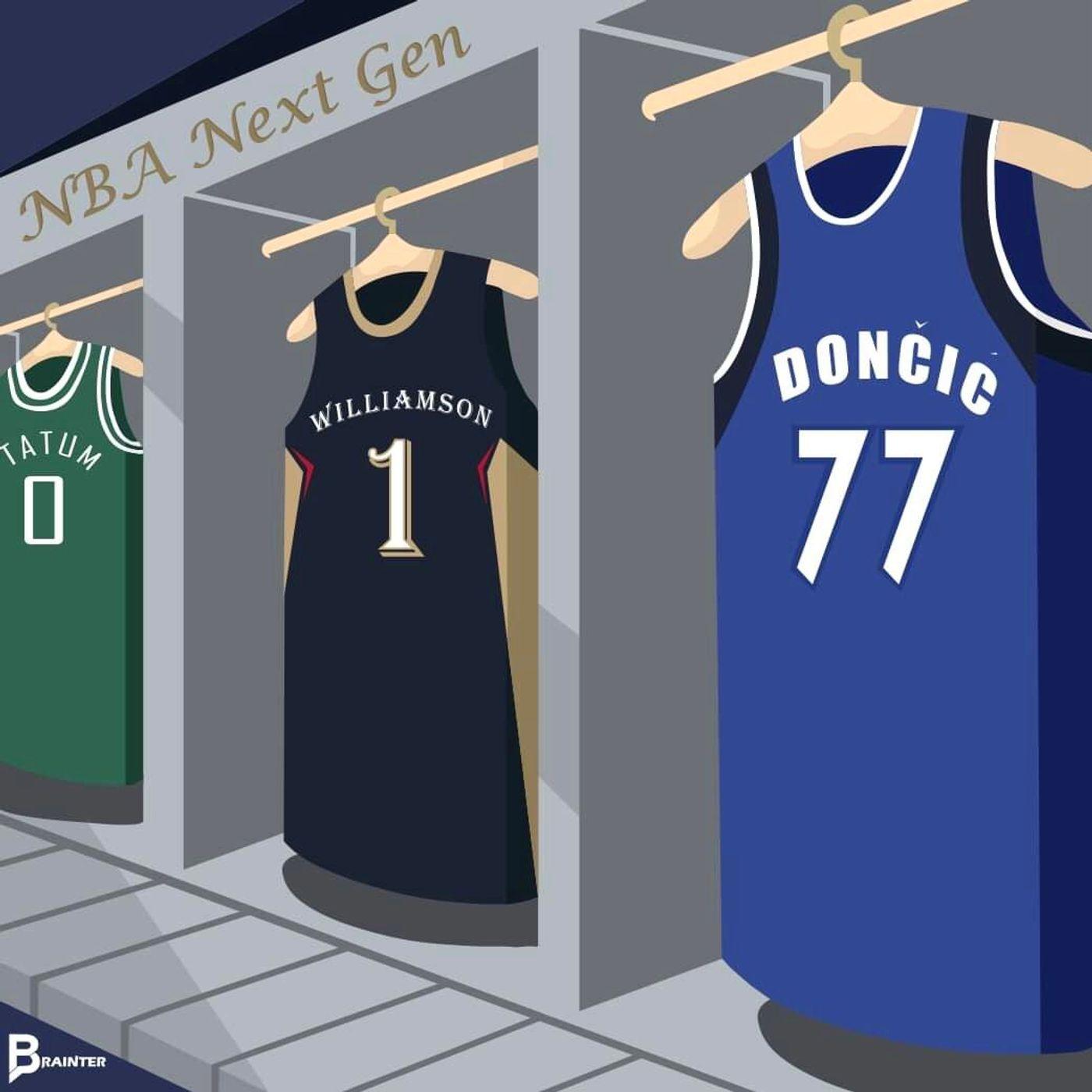 I futuri padroni dell'NBA: classifica dei migliori under 25!