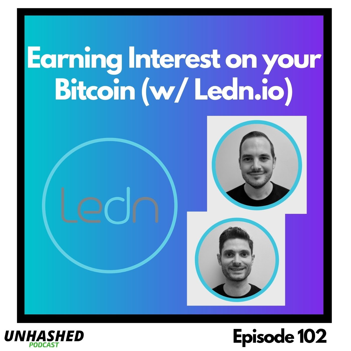 Earning Interest on your Bitcoin (w/ Ledn.io)