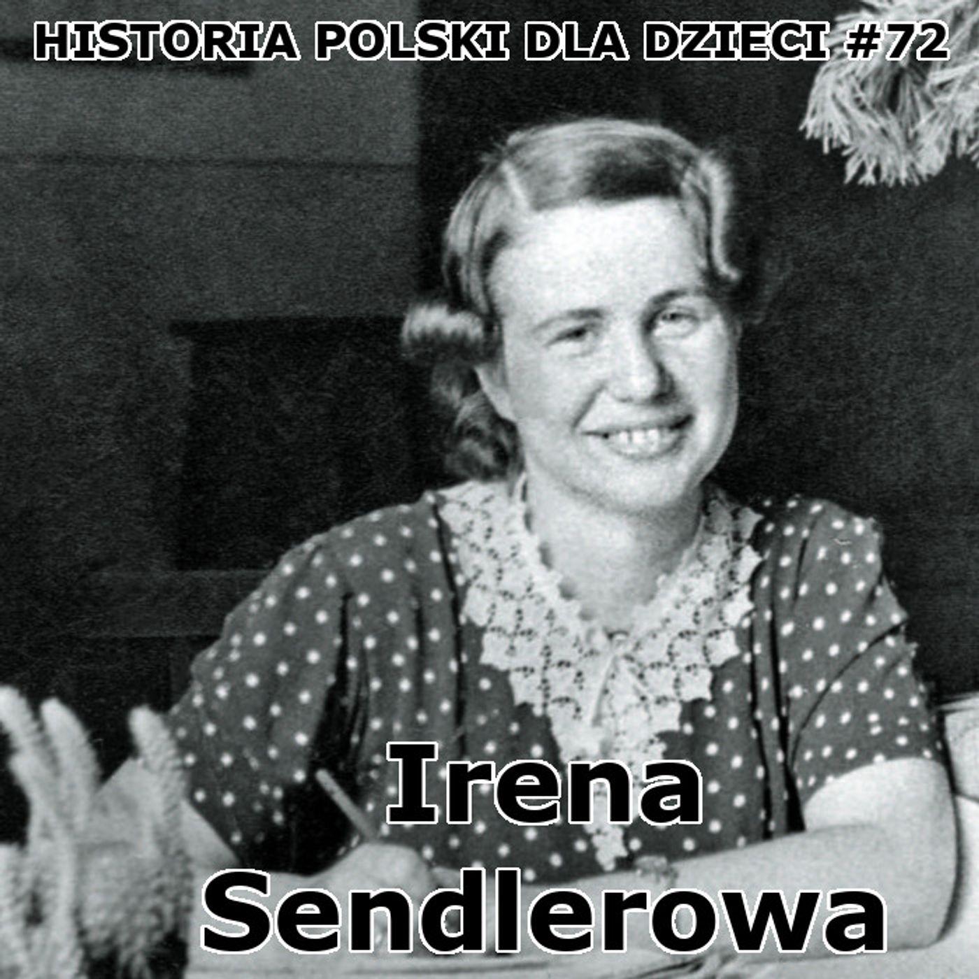 72 - Irena Sendlerowa