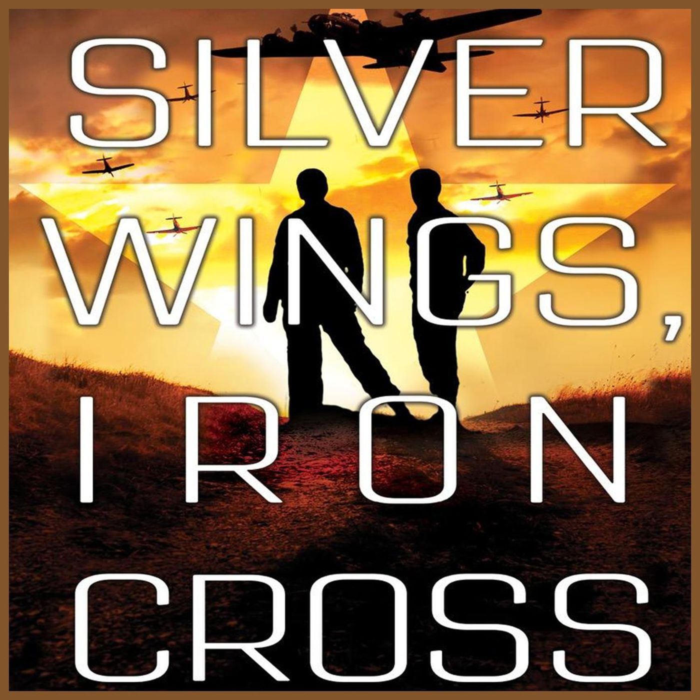 TOM YOUNG - Silver Wings Iron Cross