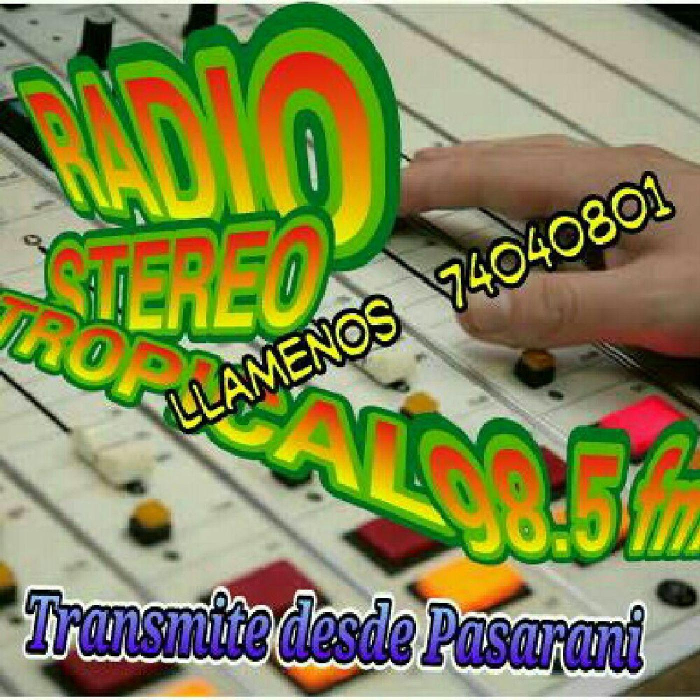 Radio Stereo Tropical Fm. Pasarani