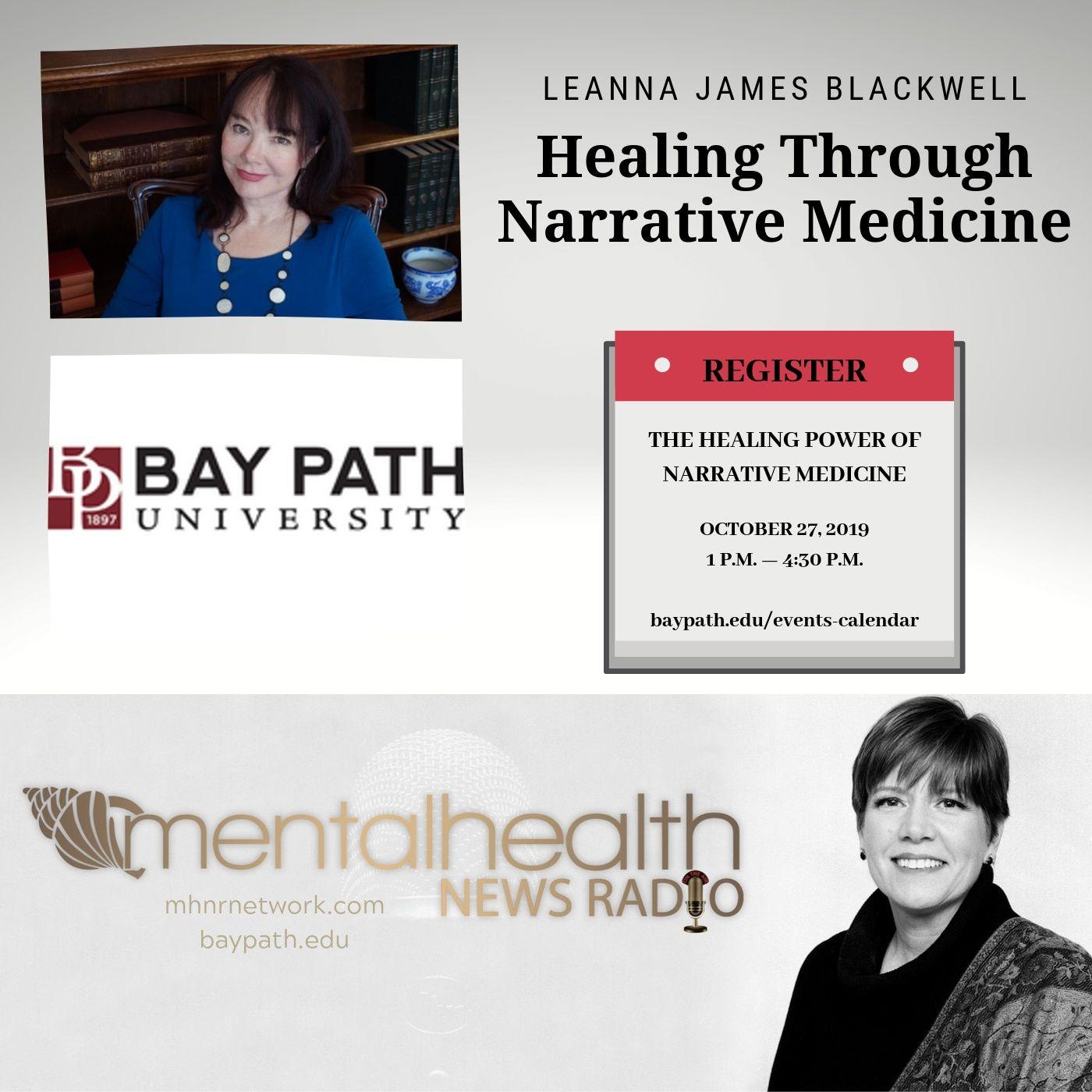 Mental Health News Radio - Healing Through Narrative Medicine
