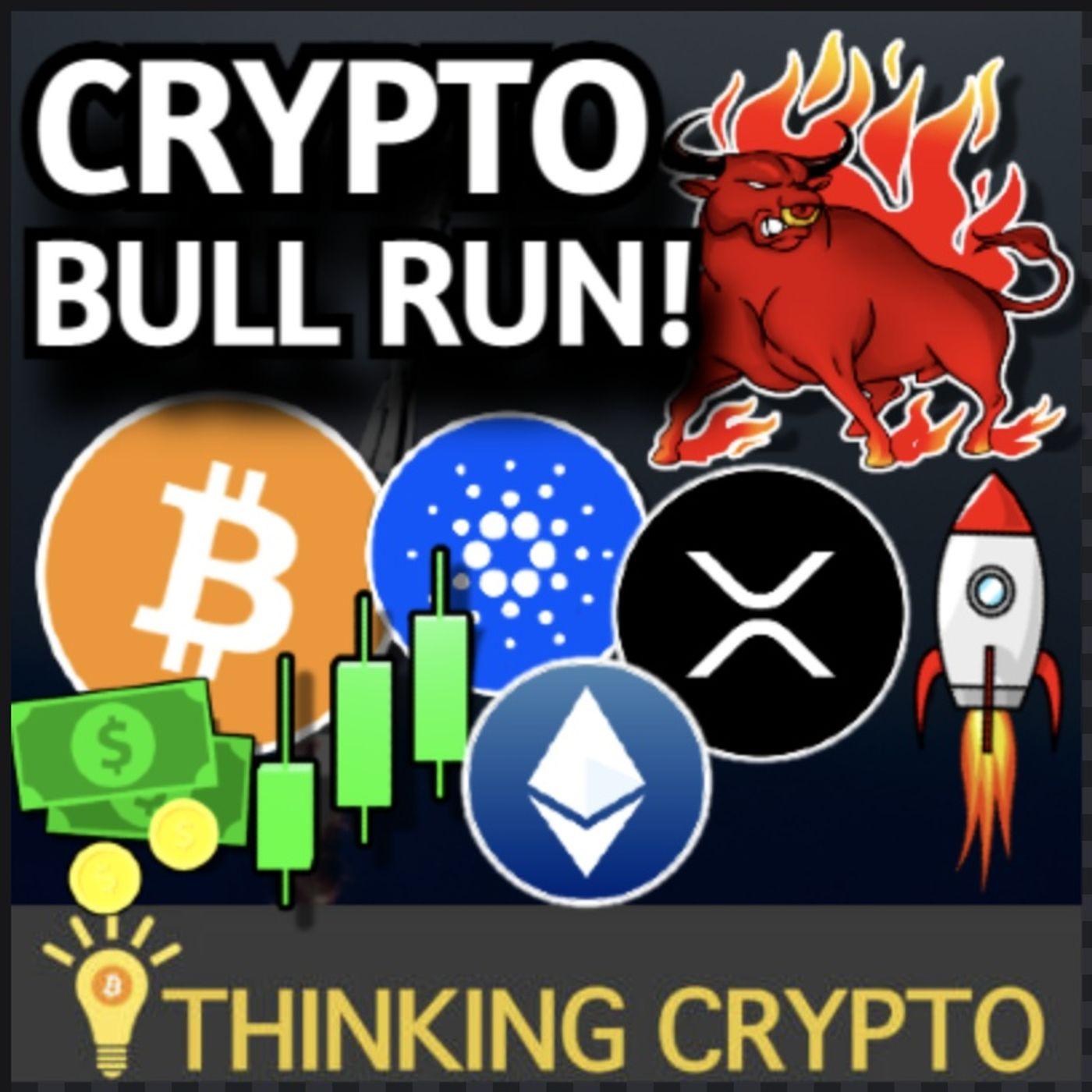 CRYPTO BULL RUN! Bitcoin Breakout - AMC Theaters Crypto - Stellar USDC MoneyGram