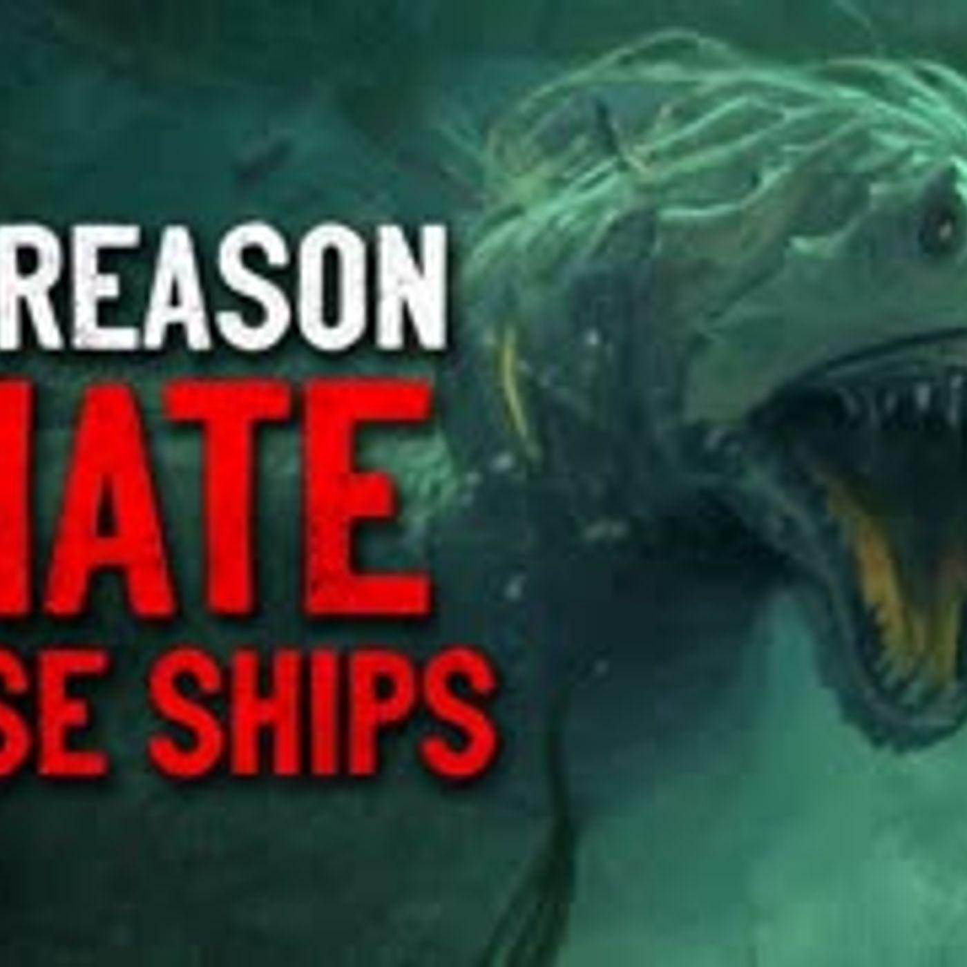 """The Reason I Hate Cruise Ships"" Creepypasta"