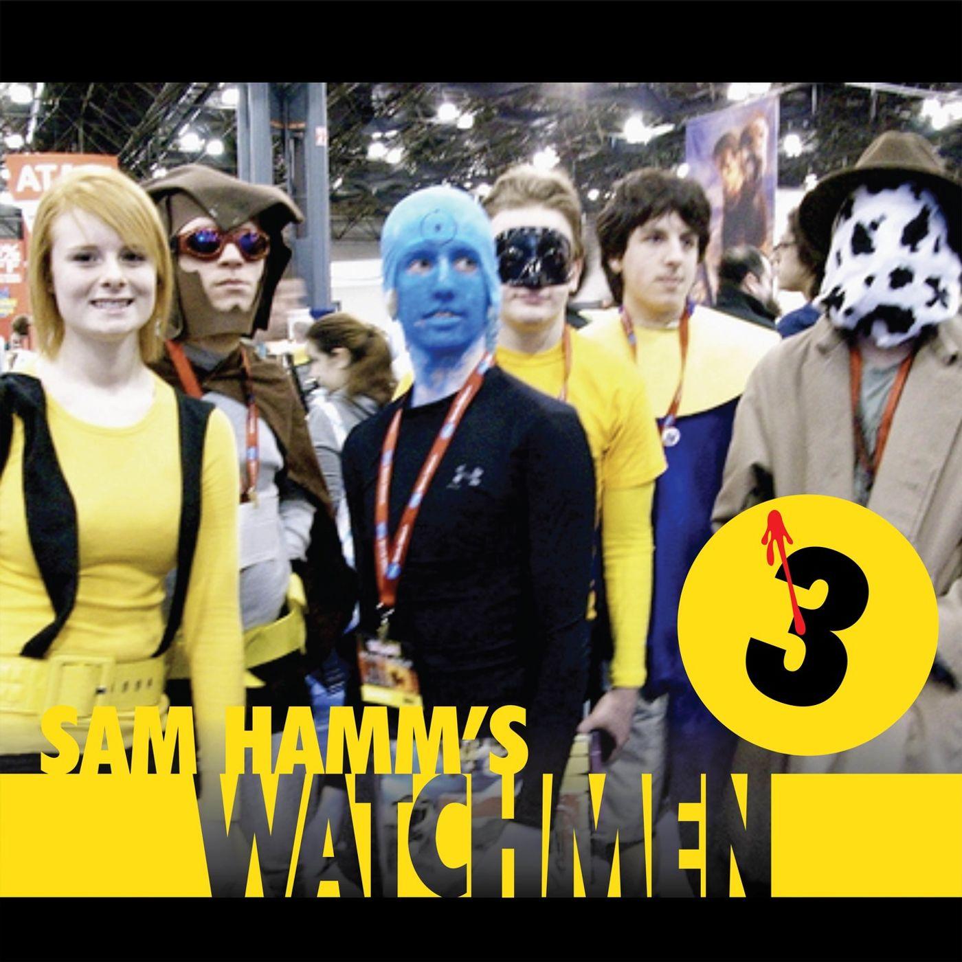 119 - Sam Hamm's Watchmen, Part 3