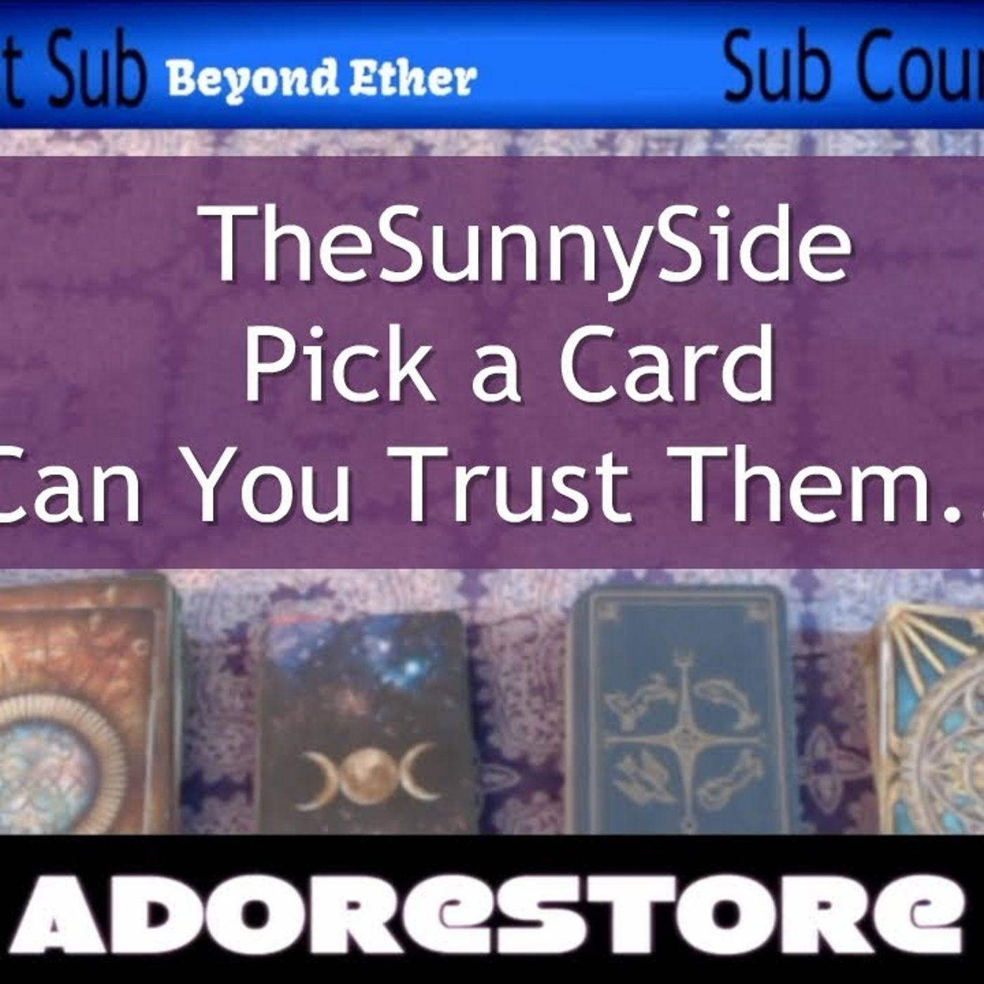 Pick a Card Tarot: Can You Trust Them..?