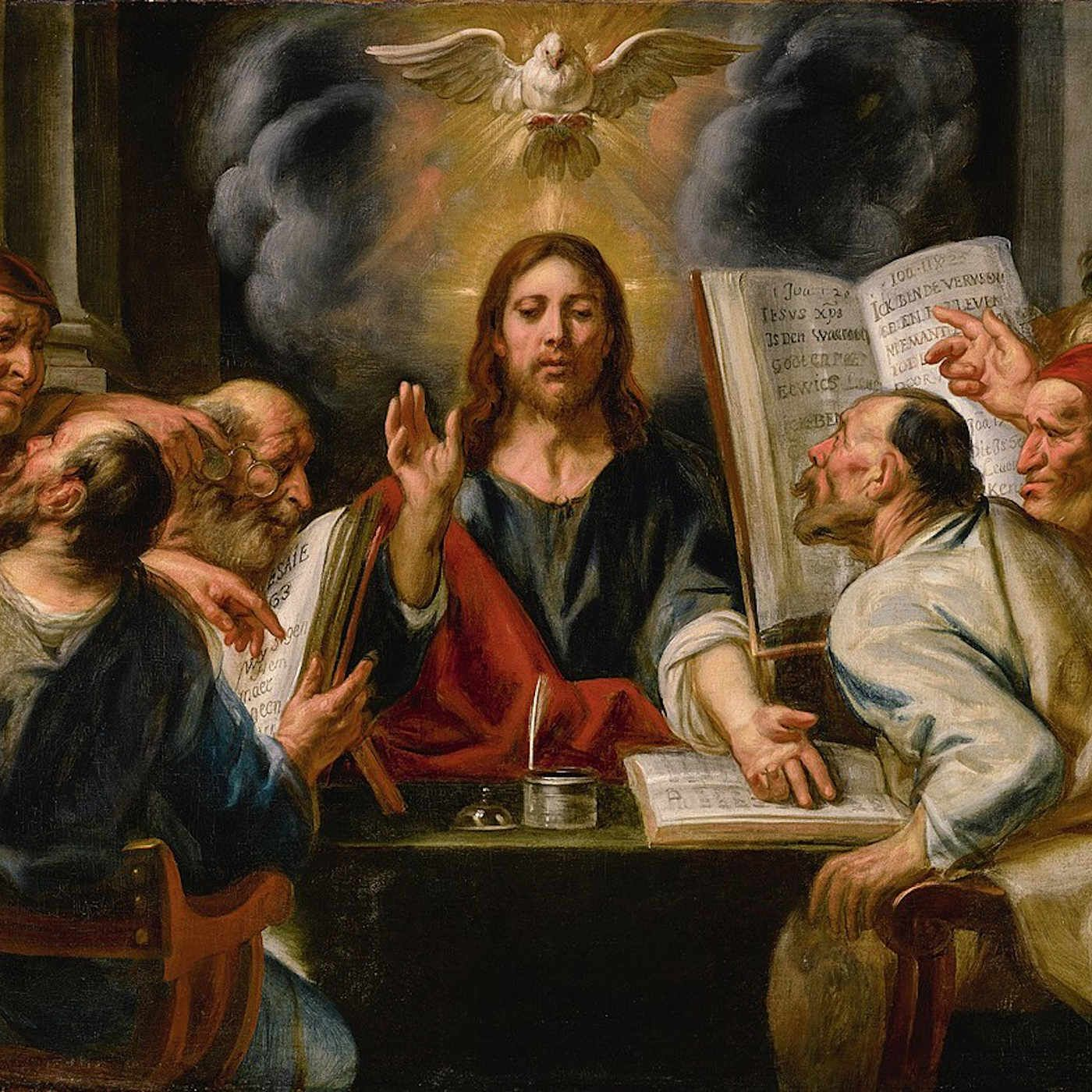 Wednesday of the Twenty-Eighth Week in Ordinary Time - A Pricked Conscience