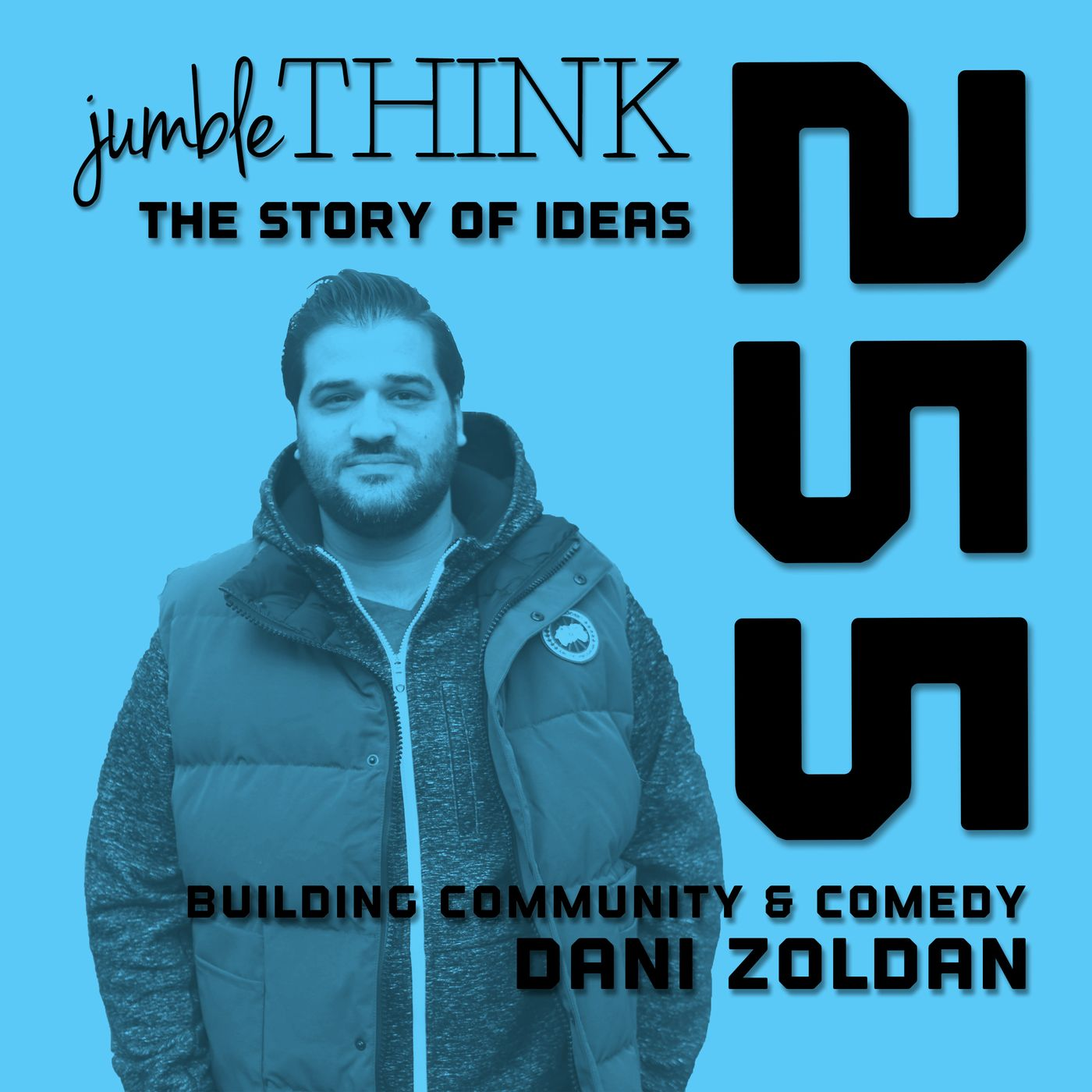 Building Community & Comedy with Dani Zoldan