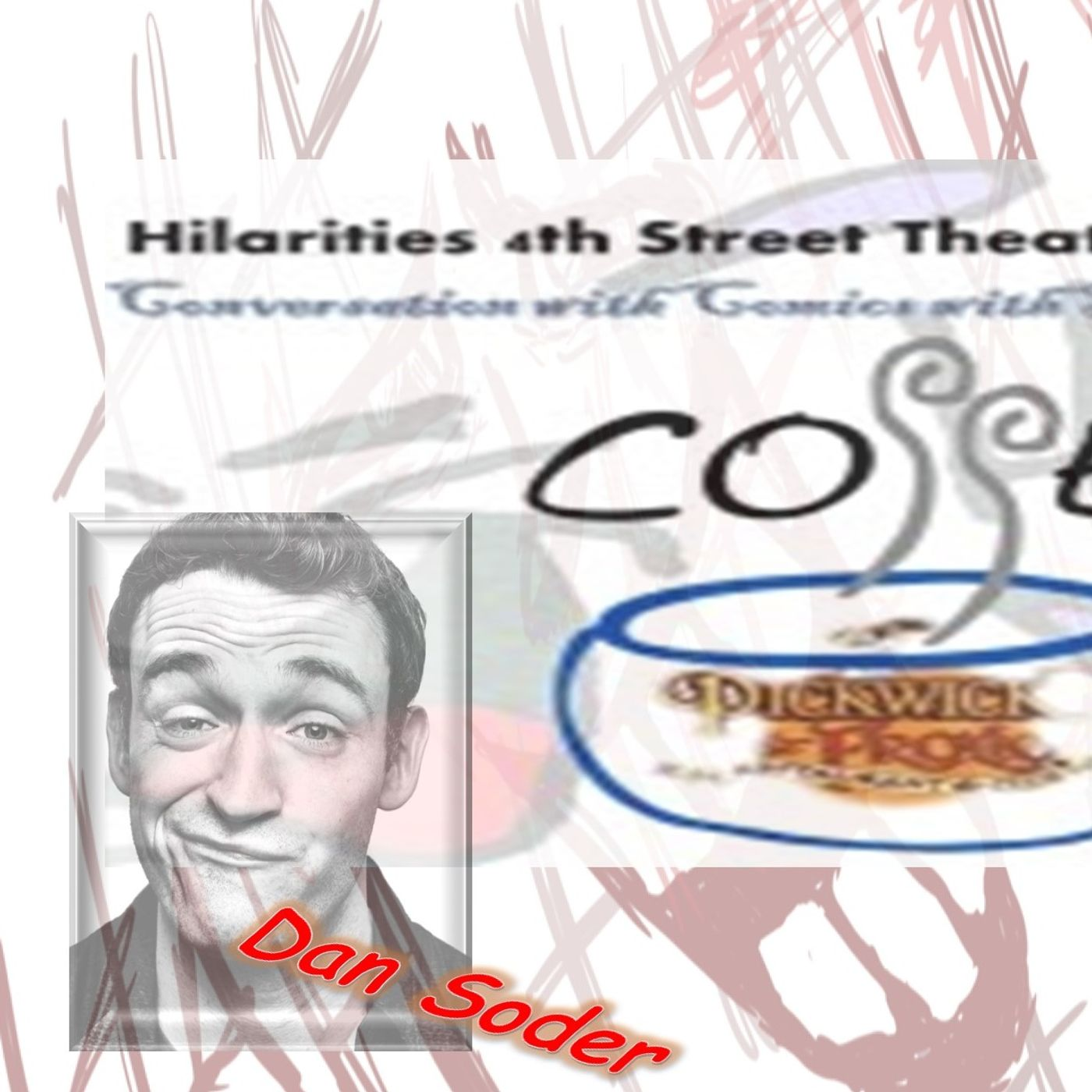 Dan Soder Conversation with Comics with NOCOFFEE 6_28_19