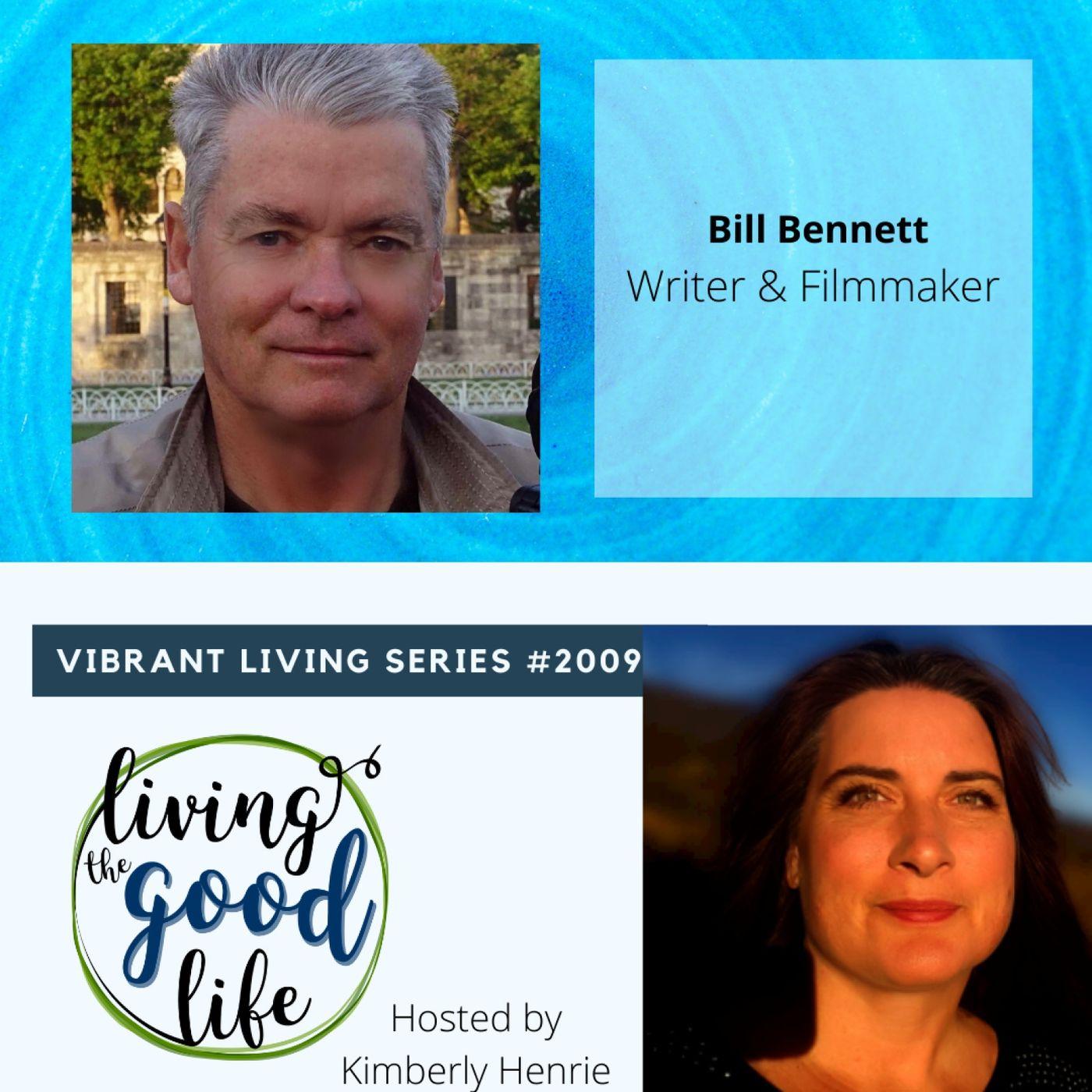 LTGL2010 - Vibrant Living Series - Bill Bennett - Facing Fear