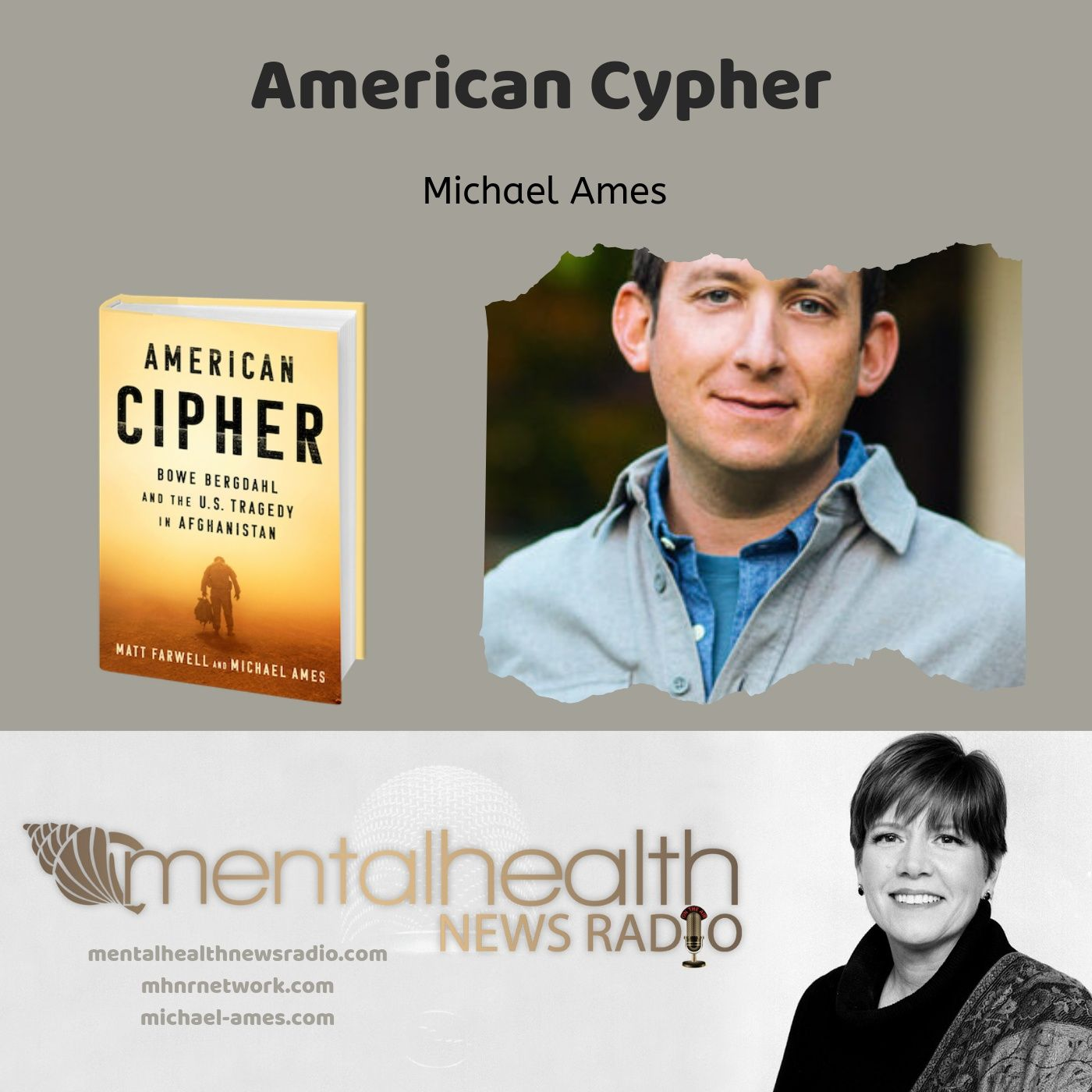 Mental Health News Radio - American Cipher with Michael Ames