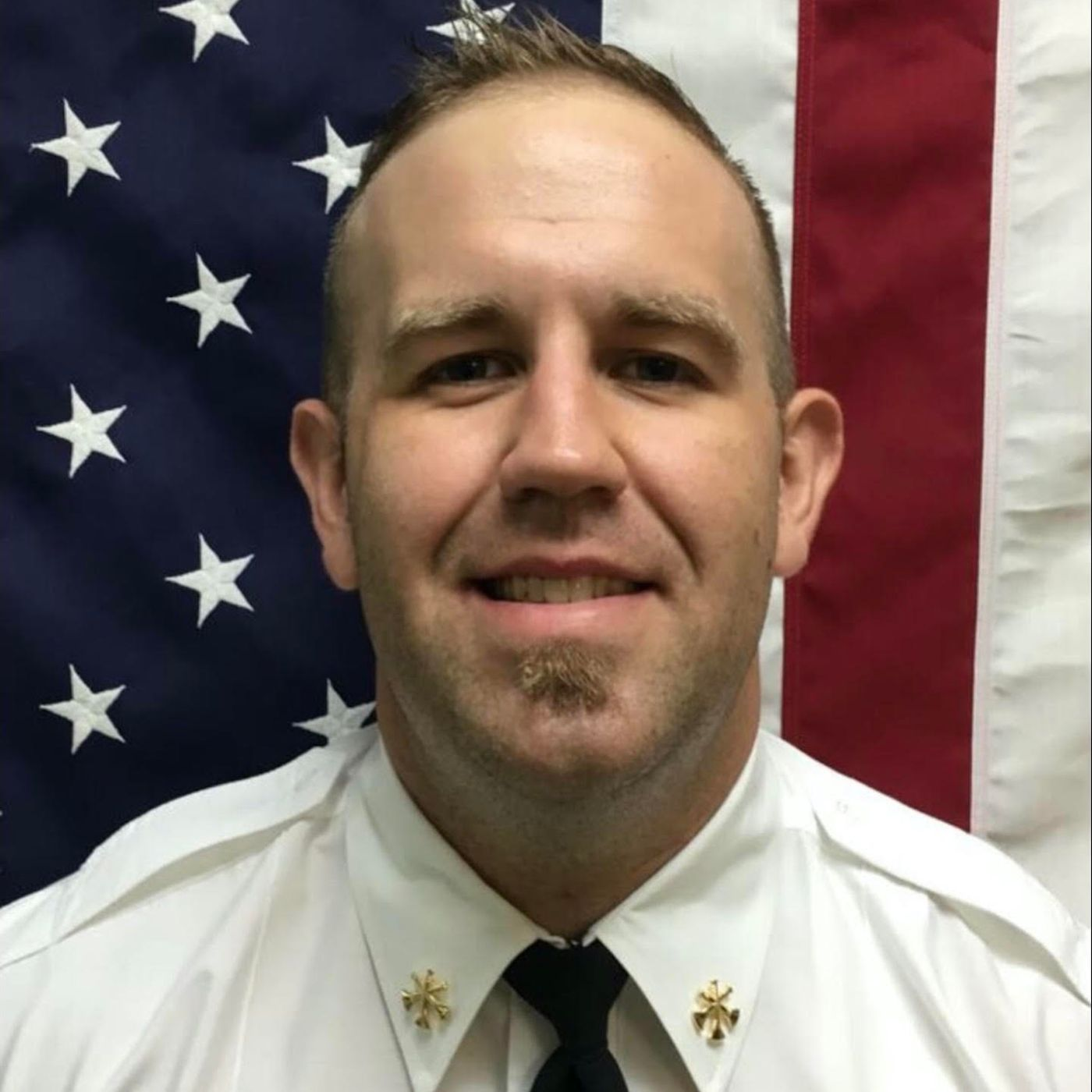 District Fire Chief Jason Corthell, From the Very Bottom to the Top