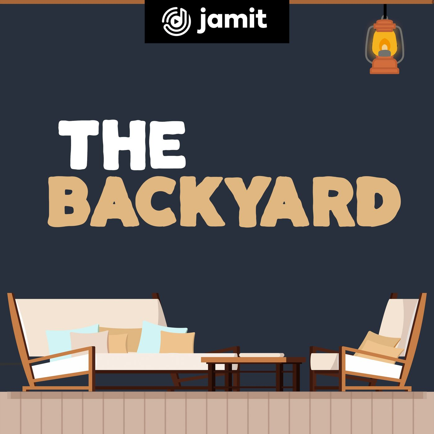 The Backyard on Jamit