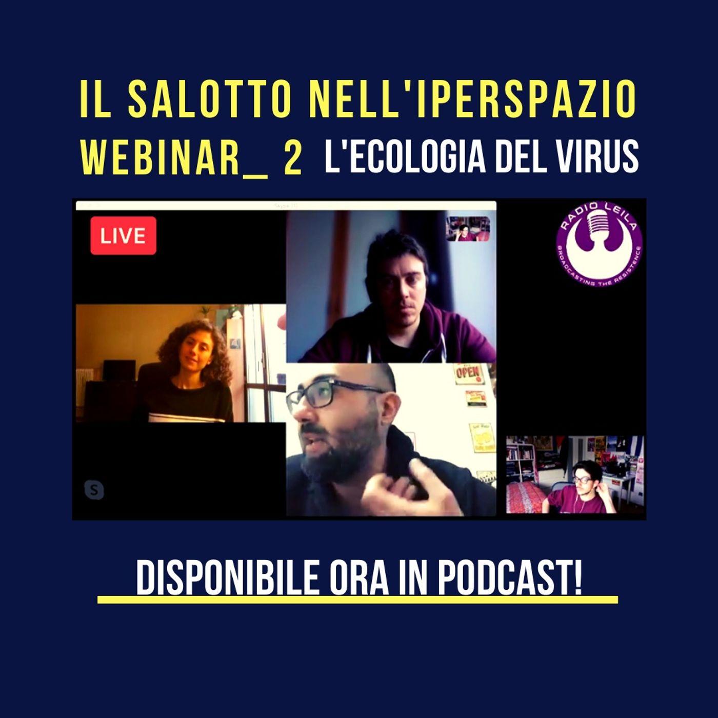 Webinar_2 L'Ecologia del Virus