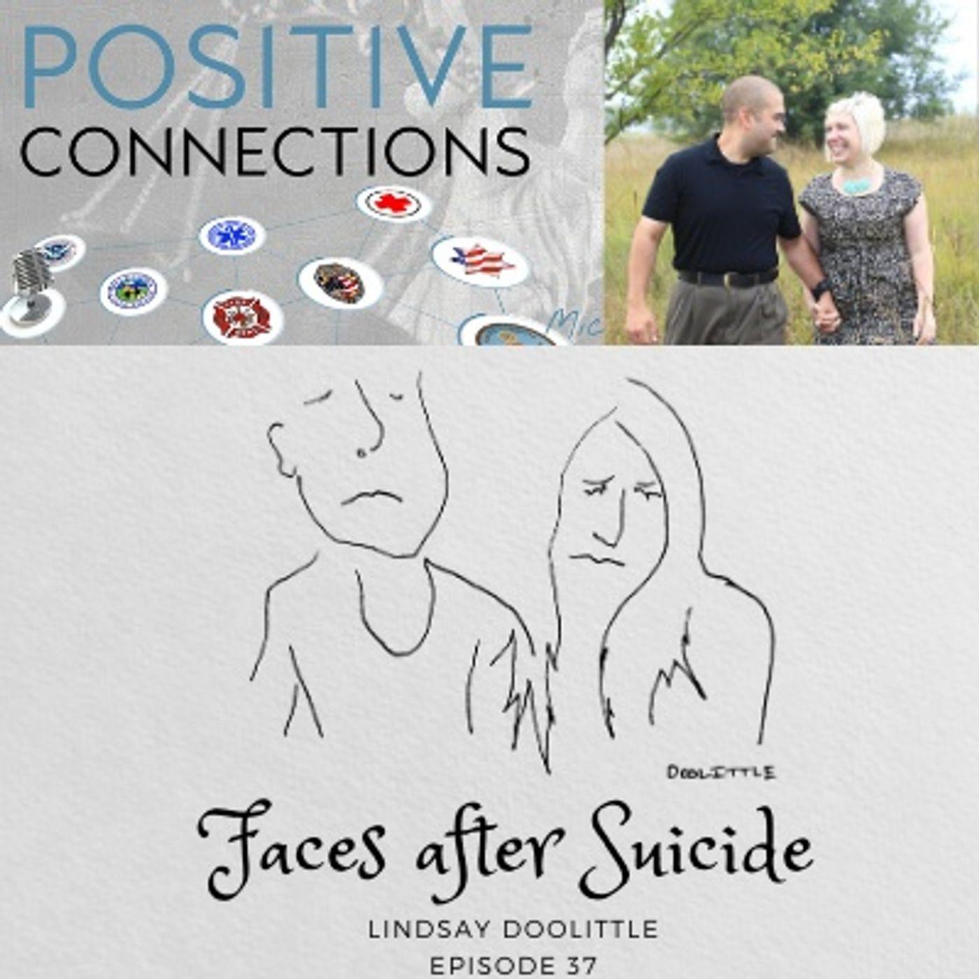 Faces after Suicide: Lindsay Doolittle