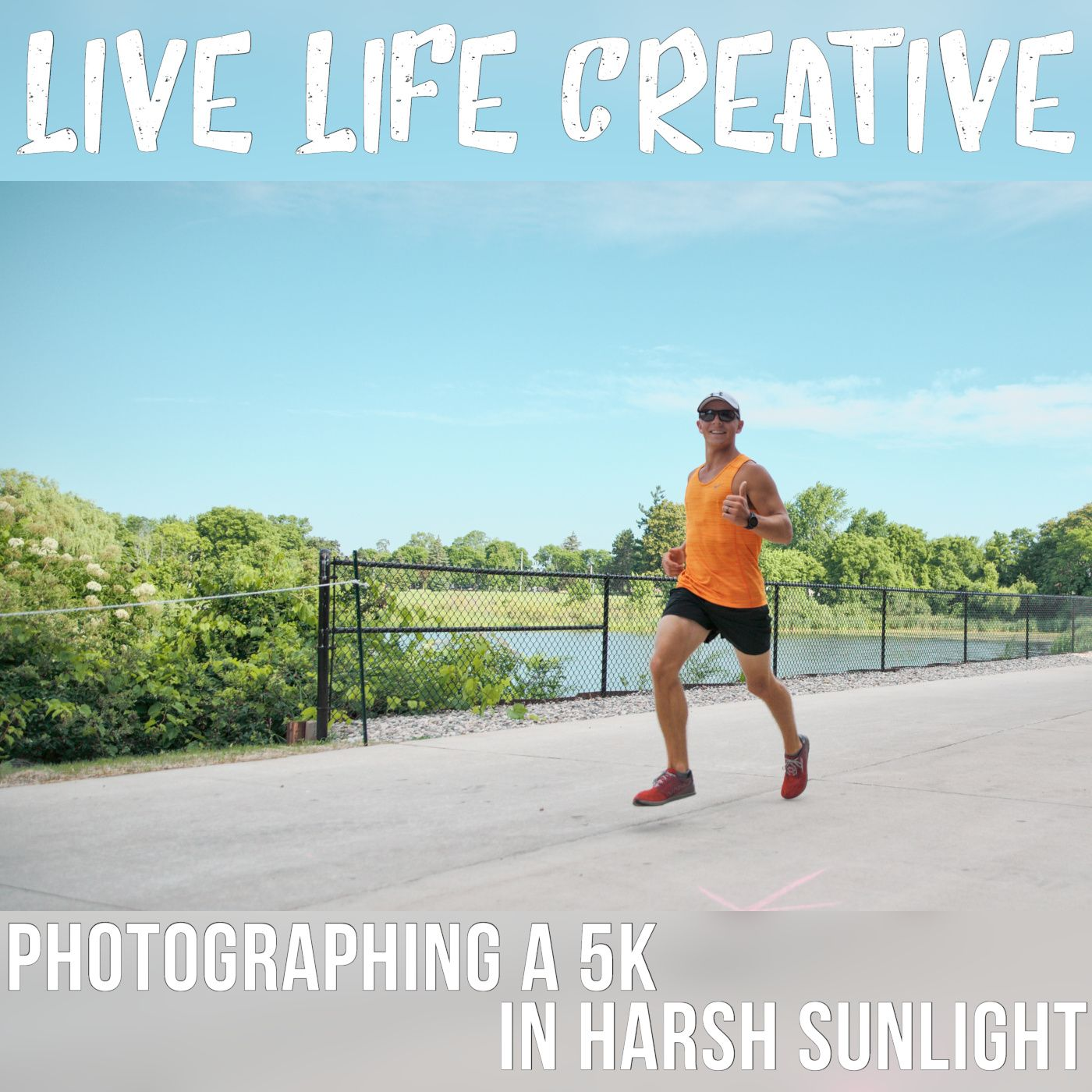 What I Learned Photographing a 5k in Harsh Sunlight