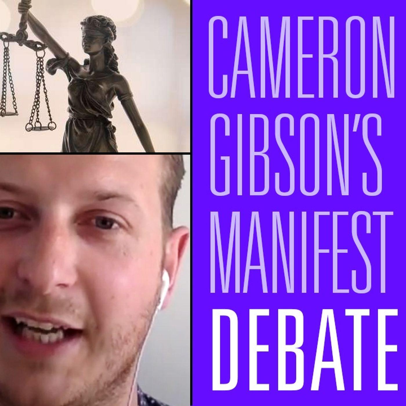 A Critique of Cameron Gibson's Manifest   HBR Debate 59