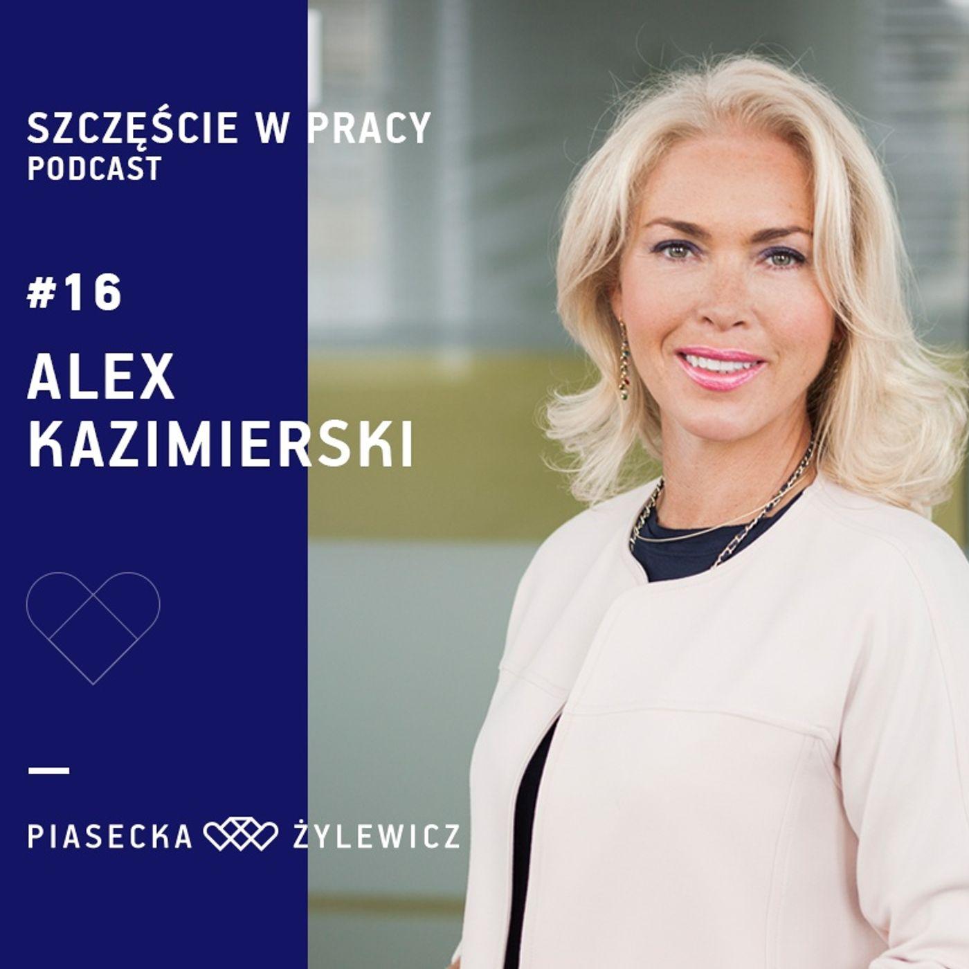 #16 Alex Kazimierski