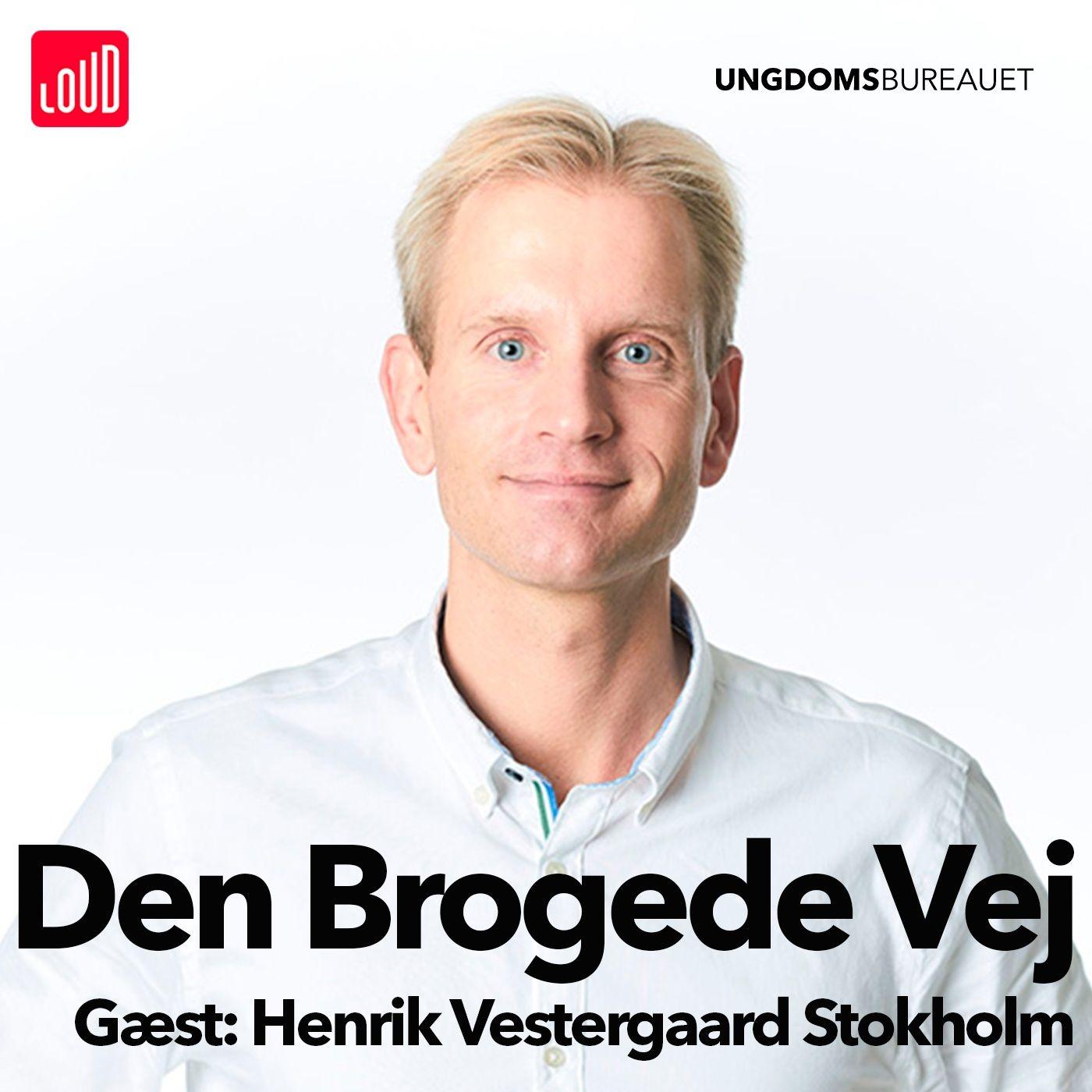 #57 - Henrik Vestergaard Stokholm