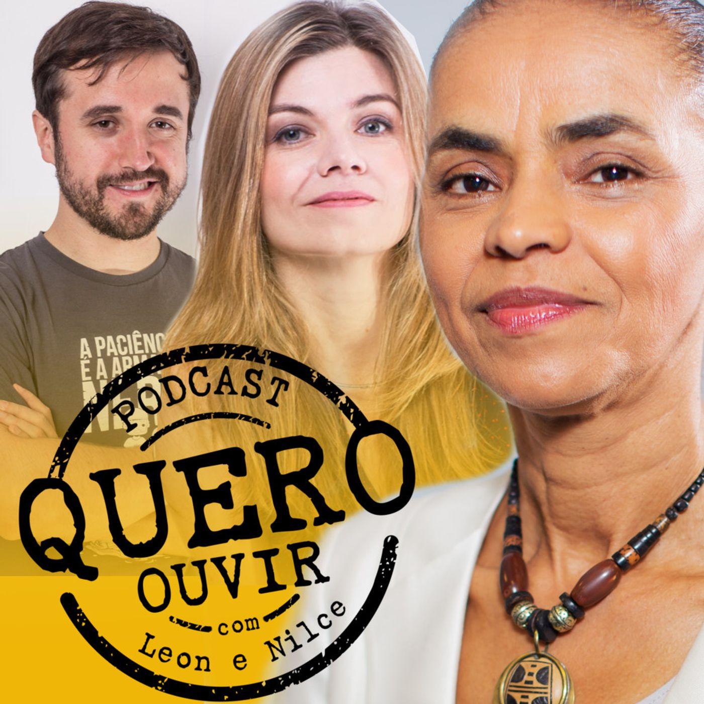 Sobre Amazônia, governo Bolsonaro e Lava-Jato com Marina Silva