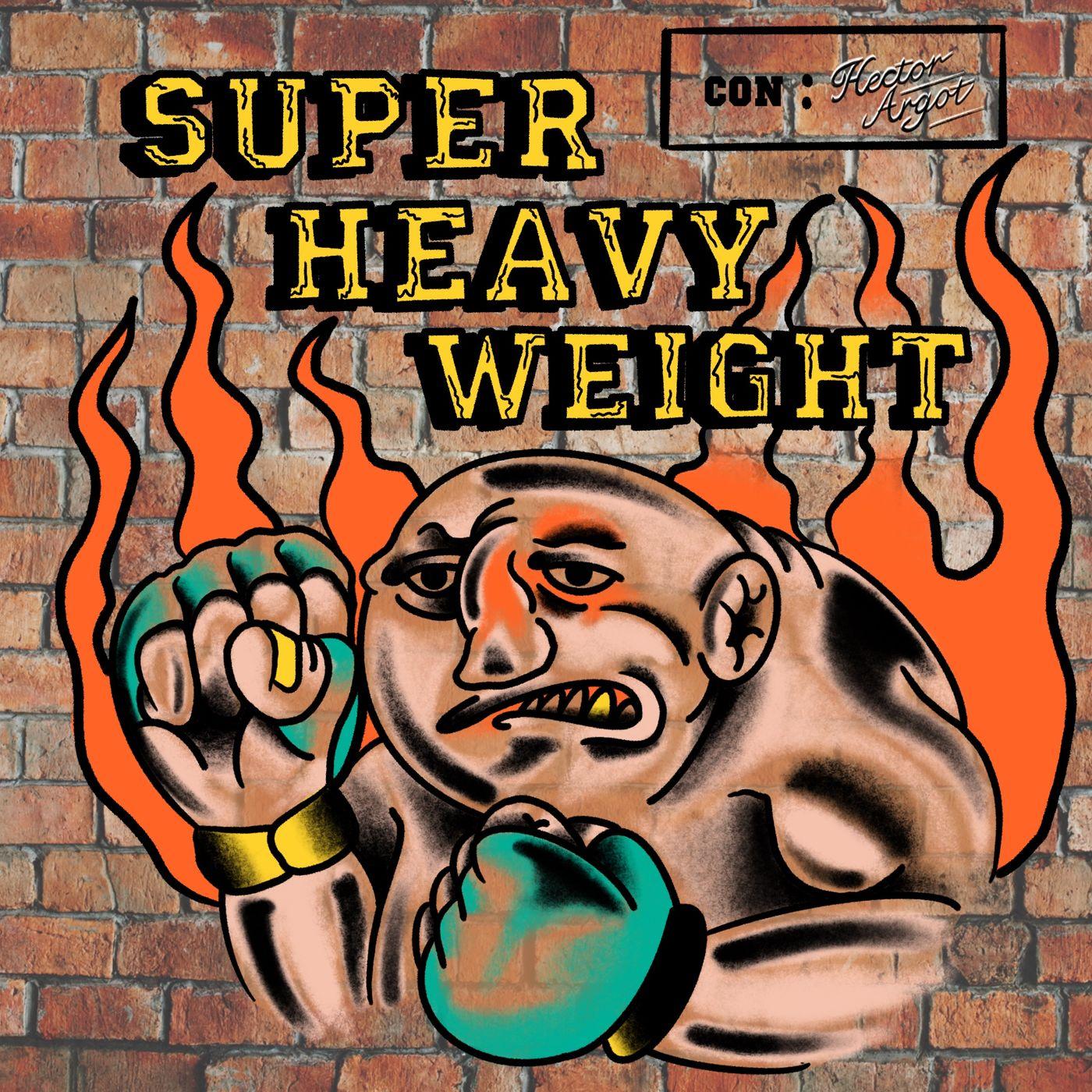 CONOR MCGREGOR ESTA DE REGRESO!!! - Super Heavy Weight Podcast #1