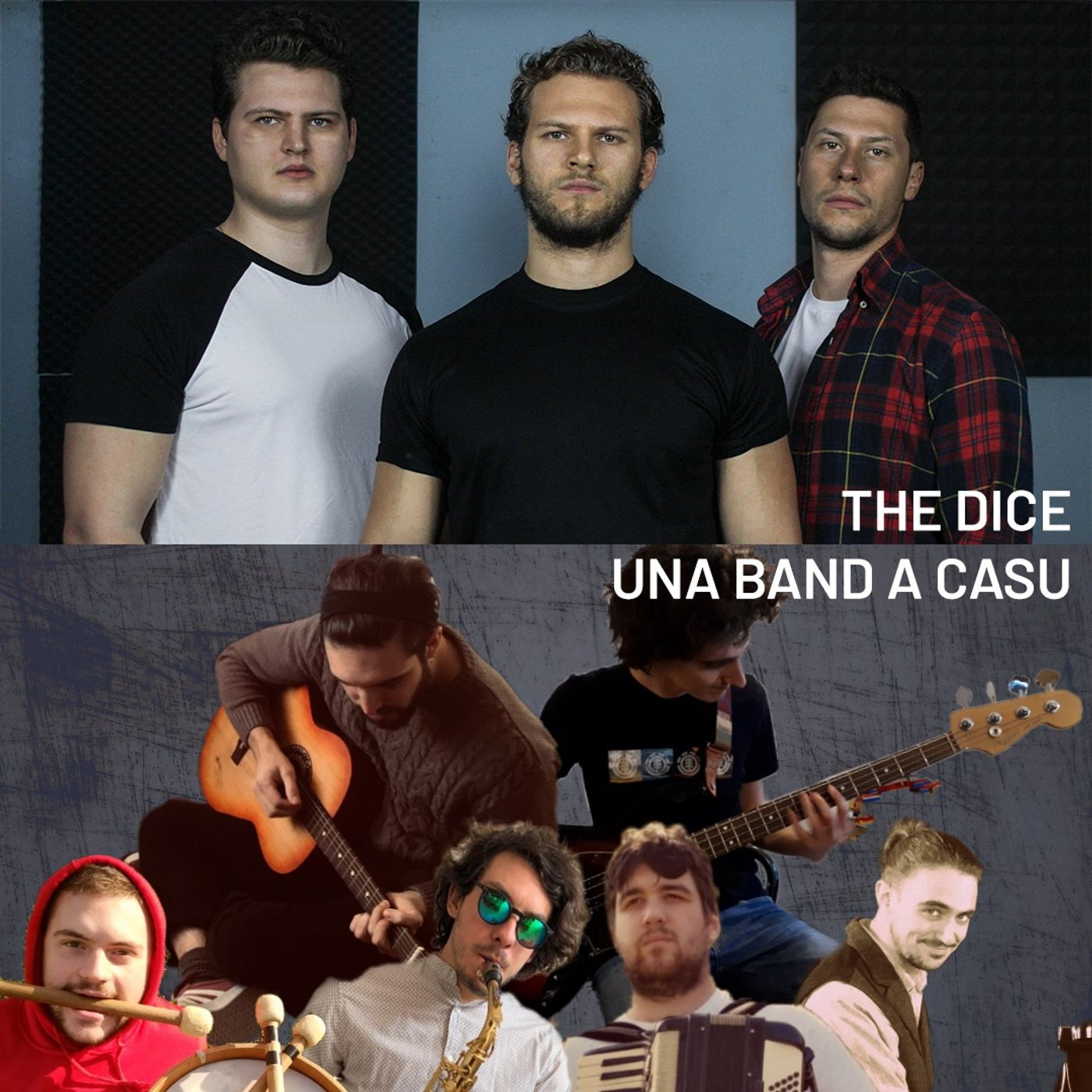 Risorse da quarantena + intervista a The Dice & Una Band a CASU - Karmadillo - s03e27