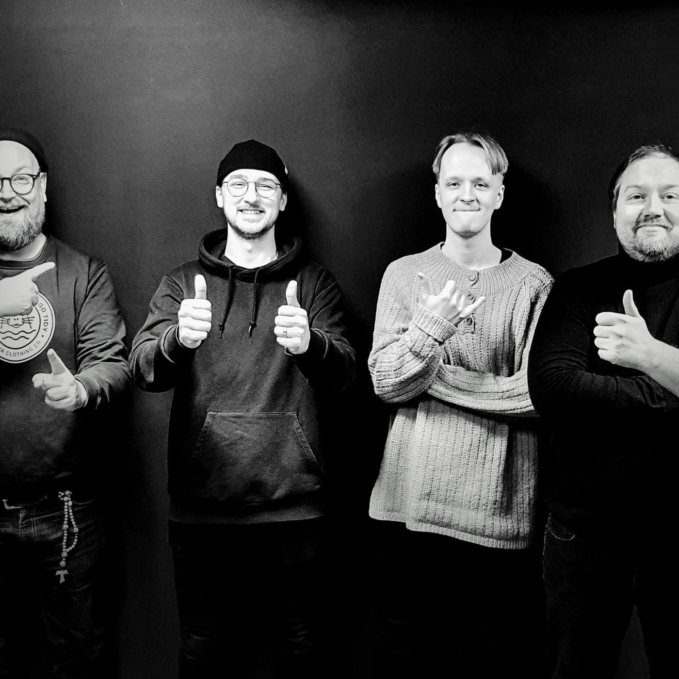 #81 - NNS räp/pop bändistä Jesse de Jong ja Tuomas Uusitalo