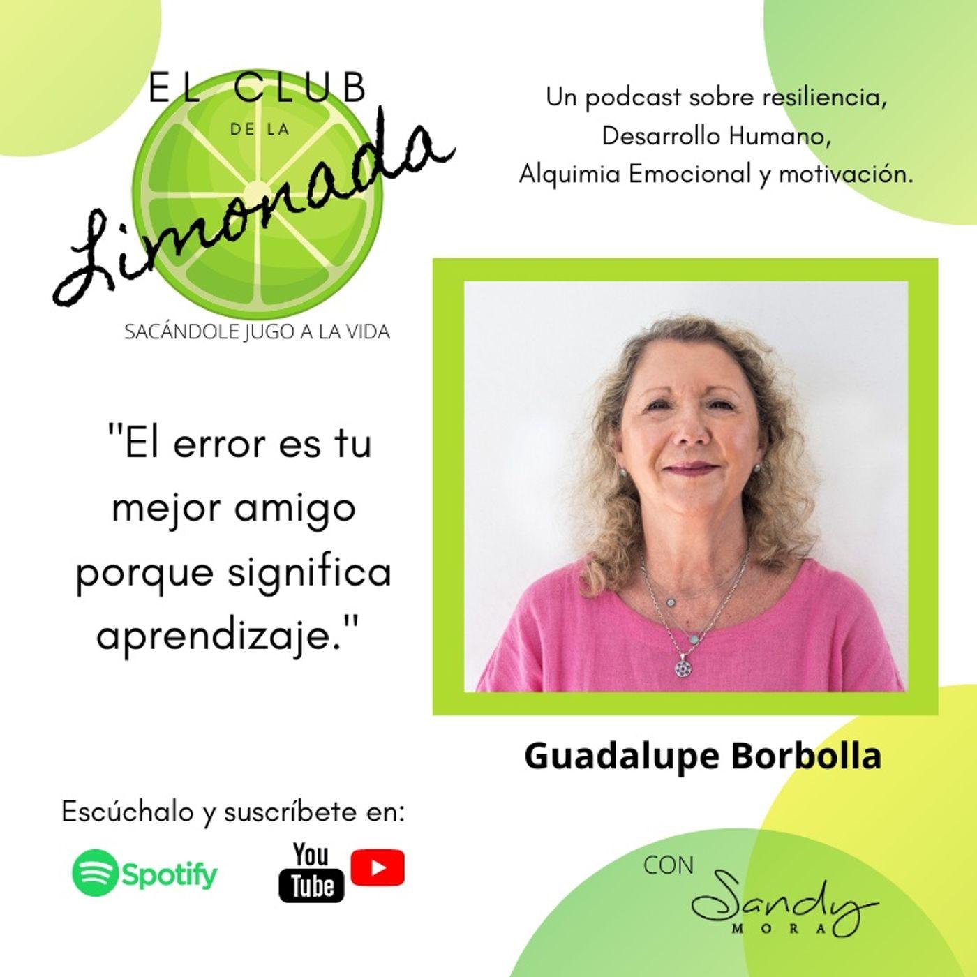 Episodio 48: Guadalupe Borbolla, niños y adolescentes resilientes