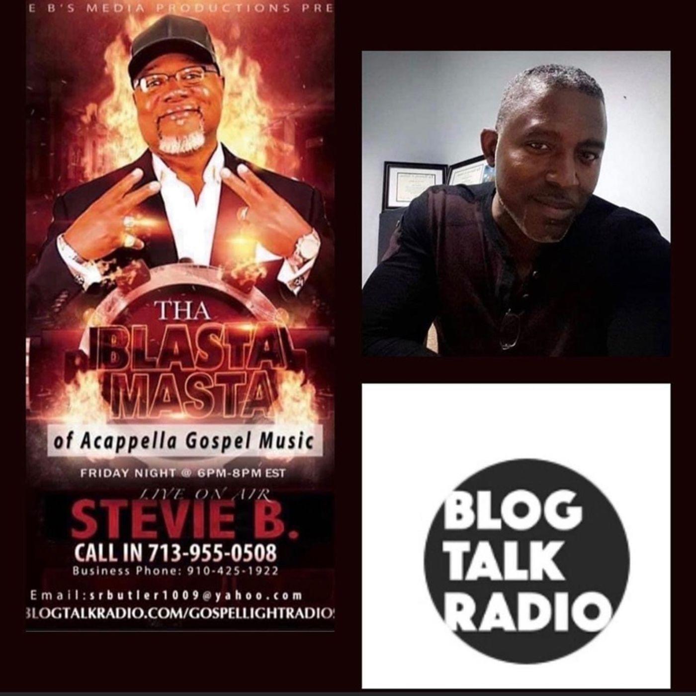 Stevie B. A Cappella Gospel Music Blast - (Episode 227)