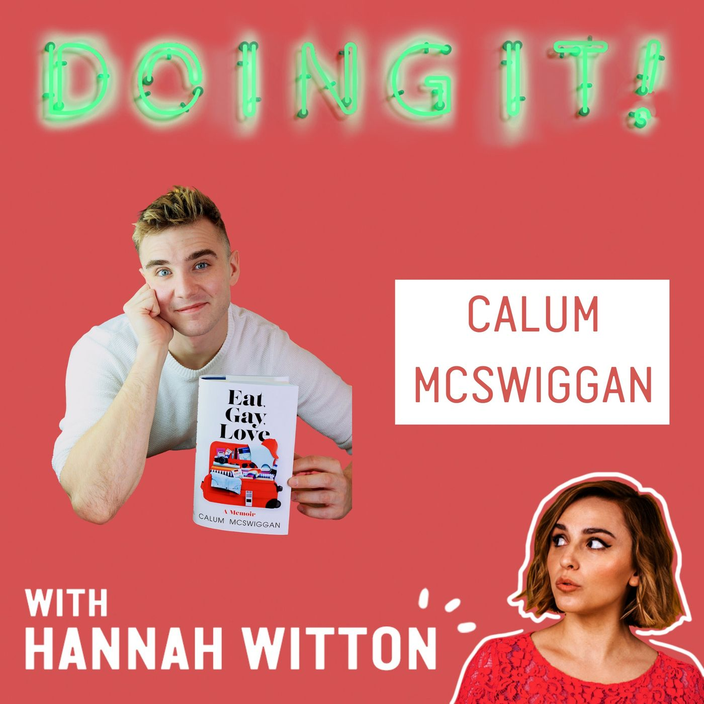 Eat, Gay, Love: LGBTQ+ Travel with Calum McSwiggan