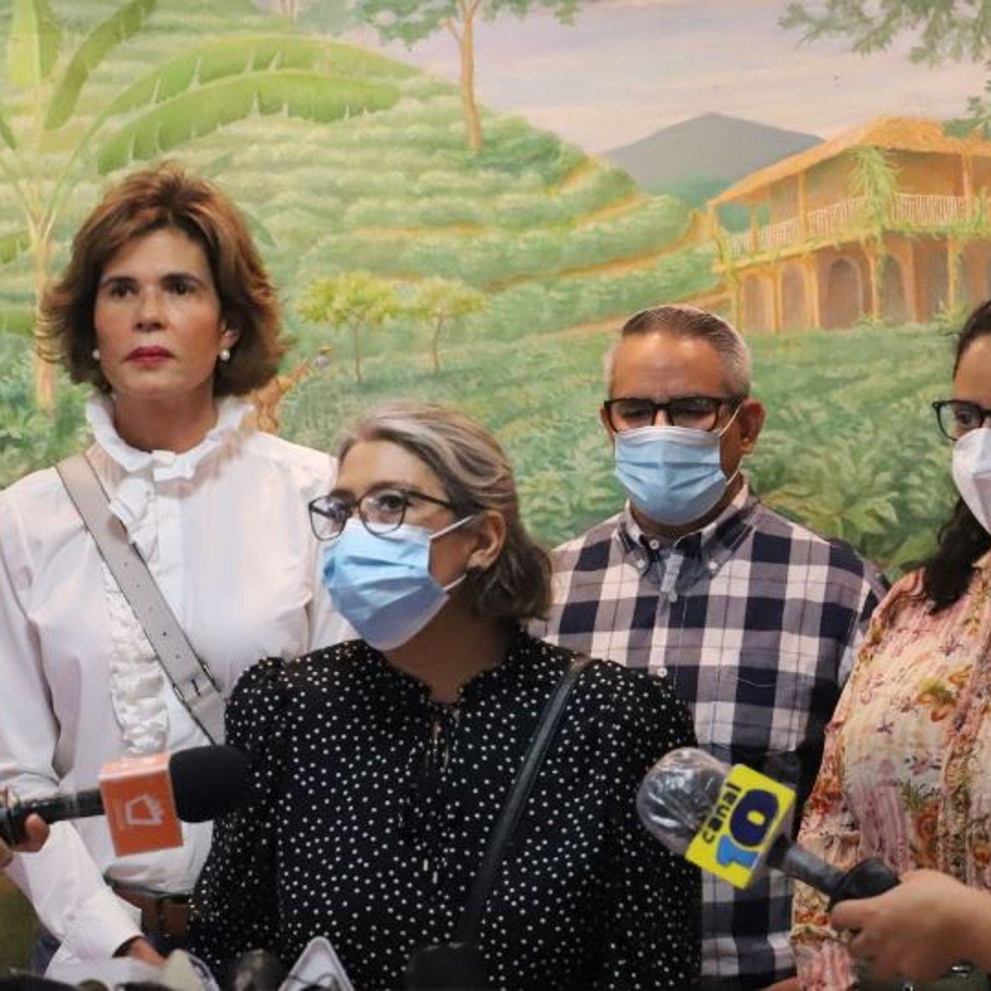 Abogados de extrabajadores de la Fundación Violeta Barrios de Chamorro denuncian que continúan desaparecidos