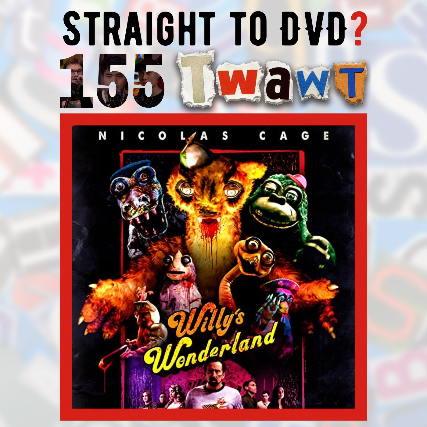 #155 Willy's Wonderland Movie Review | Straight to DVD