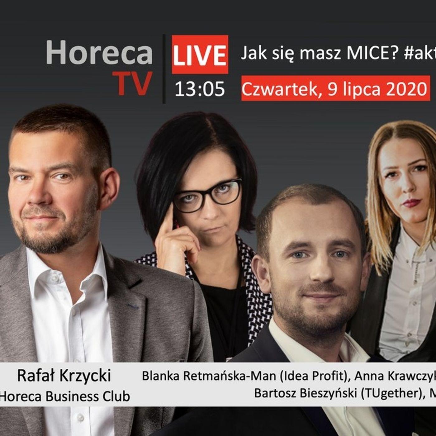 Goście Horeca Radio odc. 74 - Jak się masz MICE