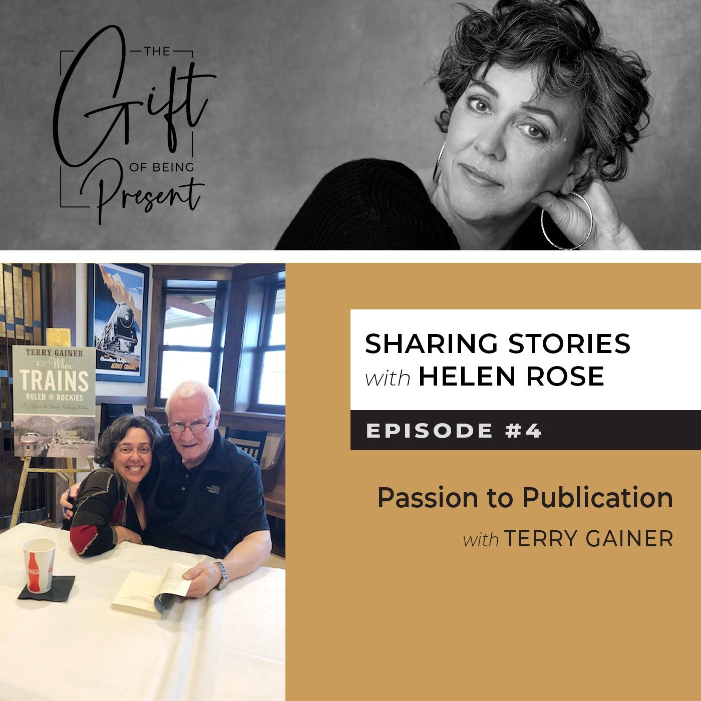 Passion to Publication with Terry Gainer