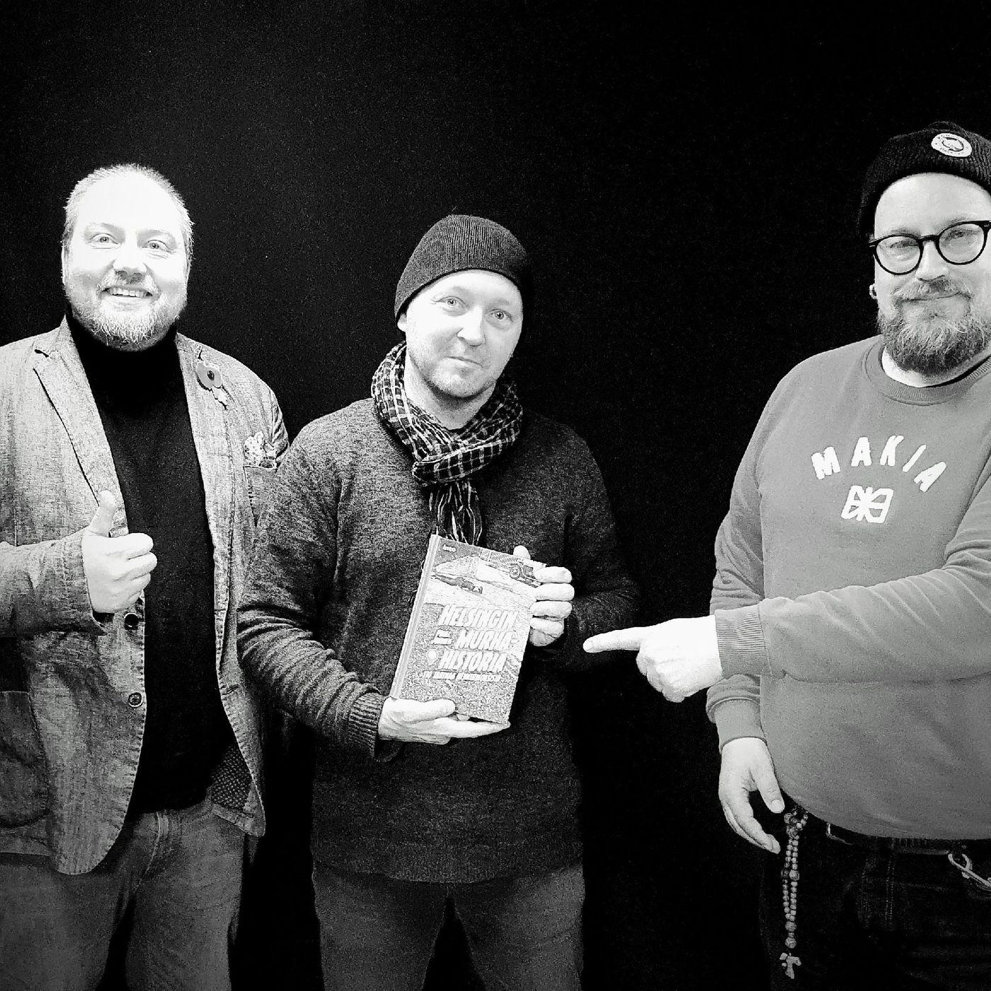 #76 - Pauli Jokinen ja Helsingin murhahistoria