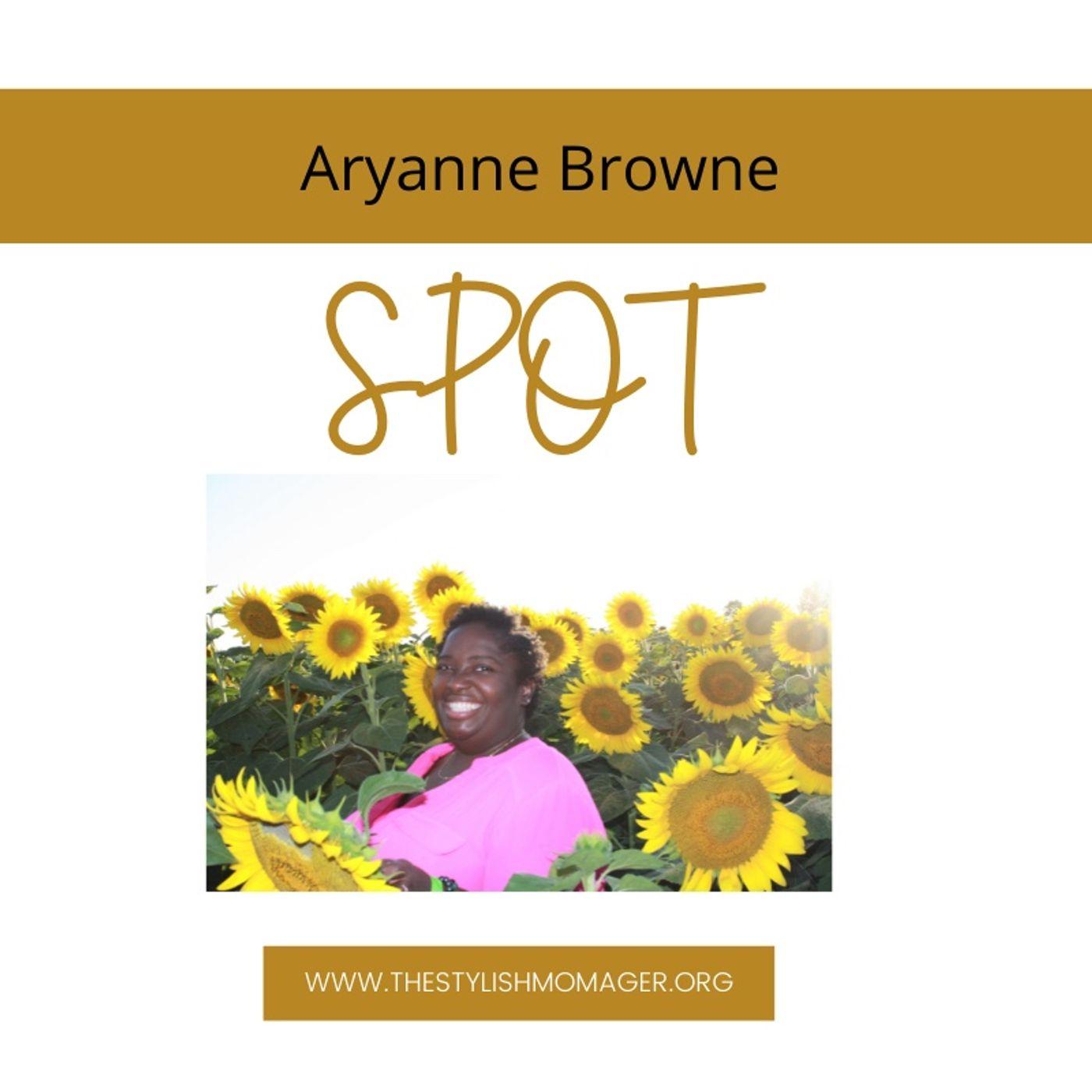 Episode 17 - Aryanne Browne