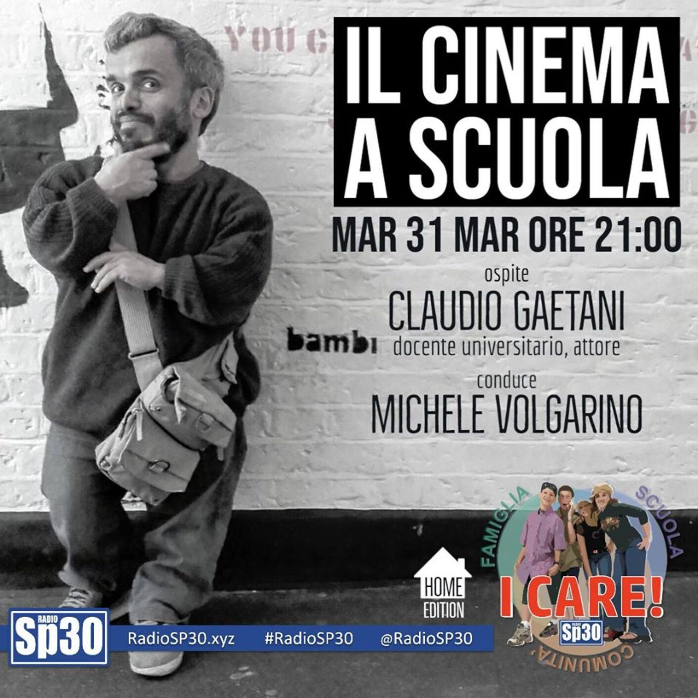 #ICARE - IL CINEMA A SCUOLA