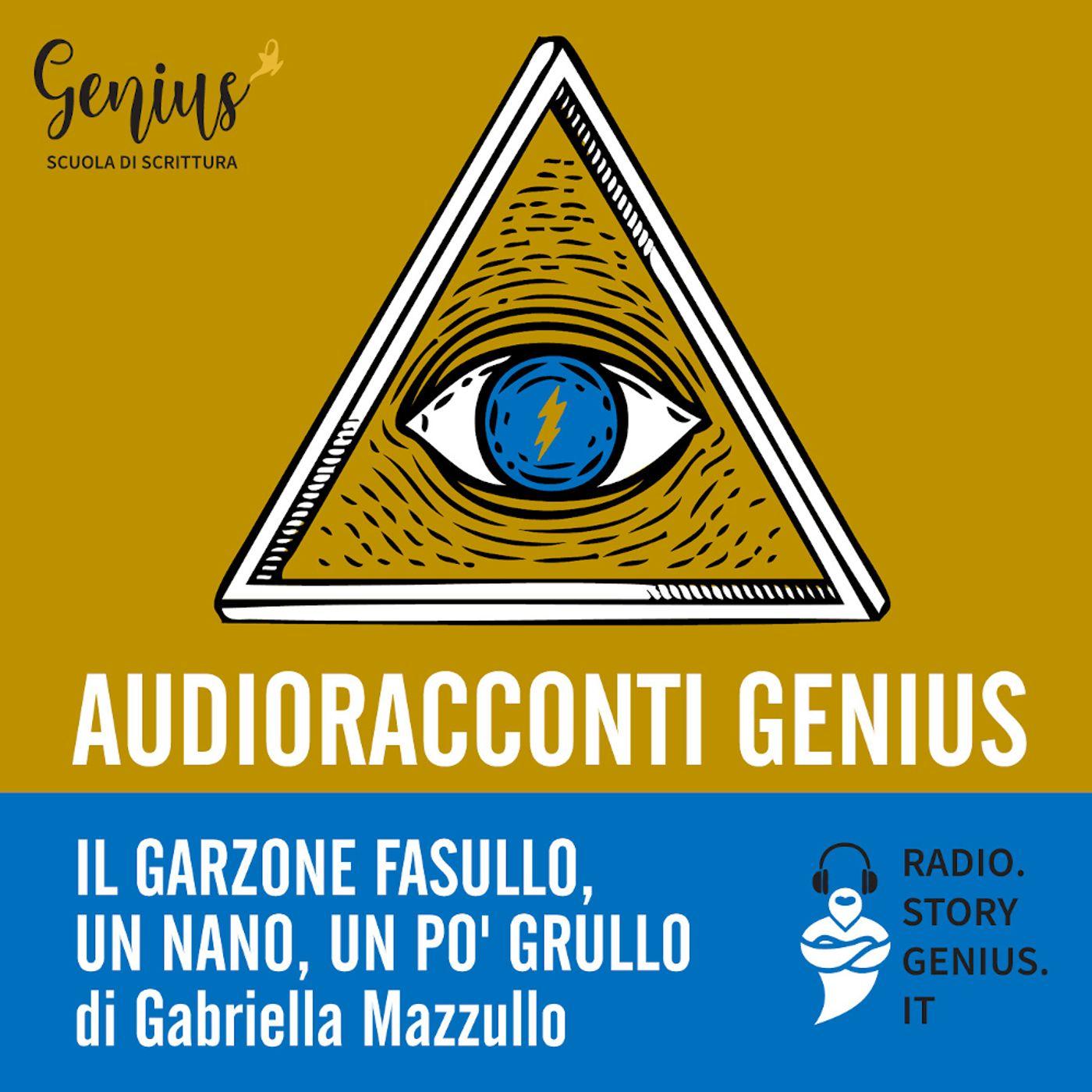 """""""Il garzone fasullo, un nano, un po' grullo"""" di Gabriella Mazzullo"""